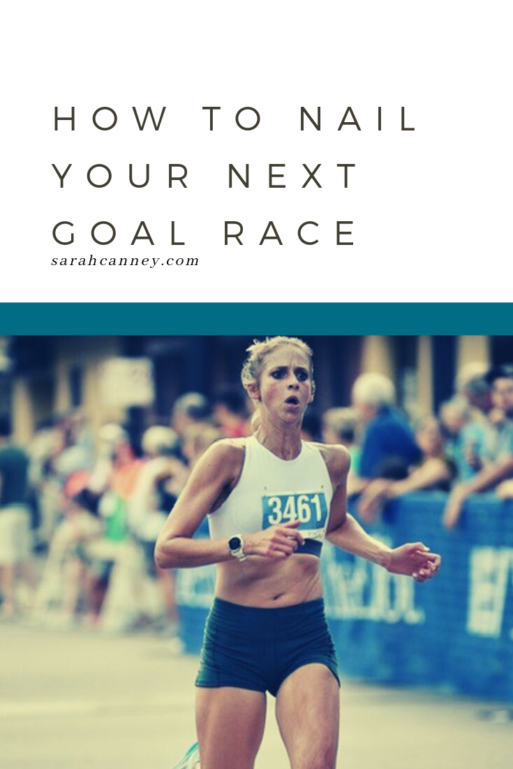 How to Nail your Next Goal Race-SarahCanney