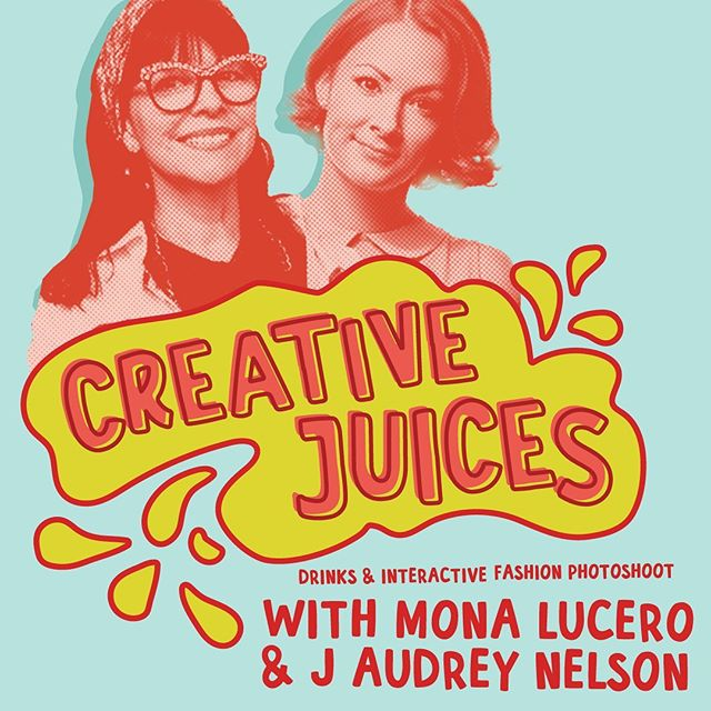 Creative Juices, a special industry night dedicated to serving Denver's most creative individuals, returns next week! Tuesday, June 4th - Join us for a night of drinks and an interactive fashion show with Mona Lucero & J Audrey Nelson, two people who believe that clothing and style are ultimately about expression! . . . #creativejuices #happyhour #industrynight #fashion #interactivefashion #denverart #rinoartdistrict