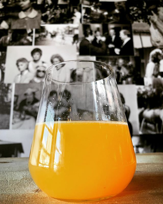 Bring your friends to drink mimos with our wall of friends** - - - **DISCLAIMER: These really are our friends but we don't like to brag... We are regular people just like you. But with super cool friends 🤷🏻♀️ #americanbonded #mimosa #goldengirls #rinoartdistrict #denver #denverdrinks #brunch #brunchboys