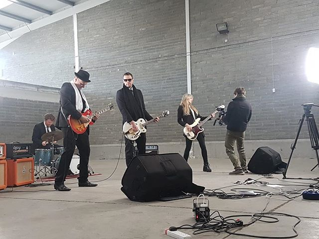 A rather good day at the office #makingsomethingspecial #newmusic #videos