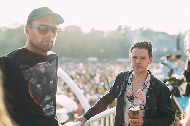 Festival season pic to remind us dry Jan will be over soon . Pic @daramunnis .