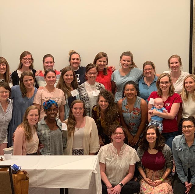 I had a wonderfully engaging time with this crew of RUF Staff women last week as we discussed how the Enneagram can help them deepen their awareness of themselves, God, and others as they seek to love those they're in relationships with in life and in their campus ministries. It was a great day of learning and discussion. I love getting to bring the Enneagram to all types of groups in all types of settings! (PS...No one has ever accused me of being a fantastic photographer. 🤦♀️)