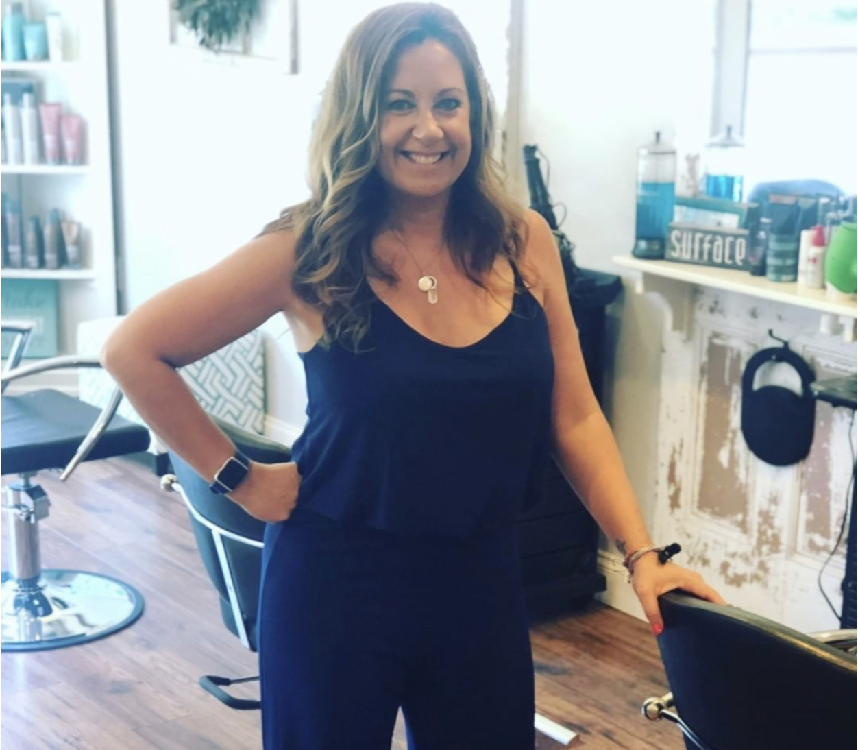 Kelli's way of teaching has changed the future for this hairdresser of 24 years! She put a spark back in my career and life! So thankful for her guidance and friendship! - Michelle Ward, Hairstylist & Look Good, Feel better MD facilitator