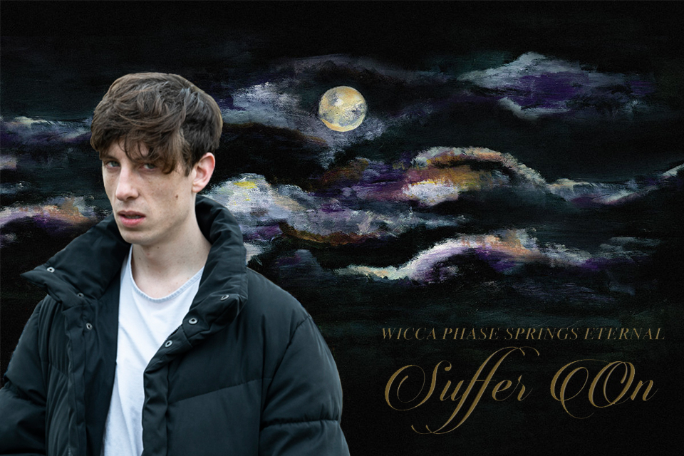 Wicca Phase Springs Eternal released his new album Suffer On, a continuation of the emergent emo rap sub-genre, on February 15th. (Chase Manze)