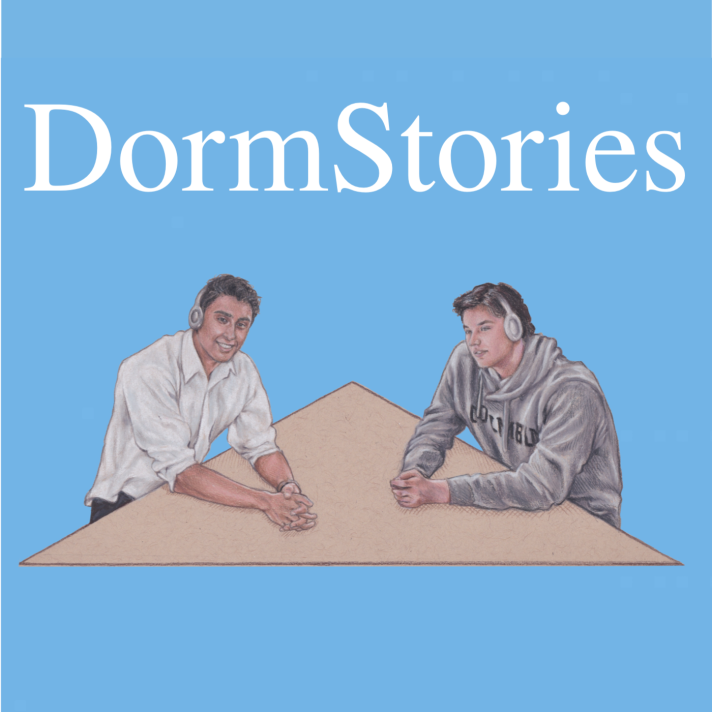 DormSTories - DormStories hosts Viggo Blomquist and Aunoy Poddar bring you illuminating conversations with students, professors, and members of campus organizations. Content ranges from issues of mental health on campus to the university's relationship with Morningside Heights. For any questions, comments, or recommendations for content, you can email DormStories at cudormstories@gmail.com.