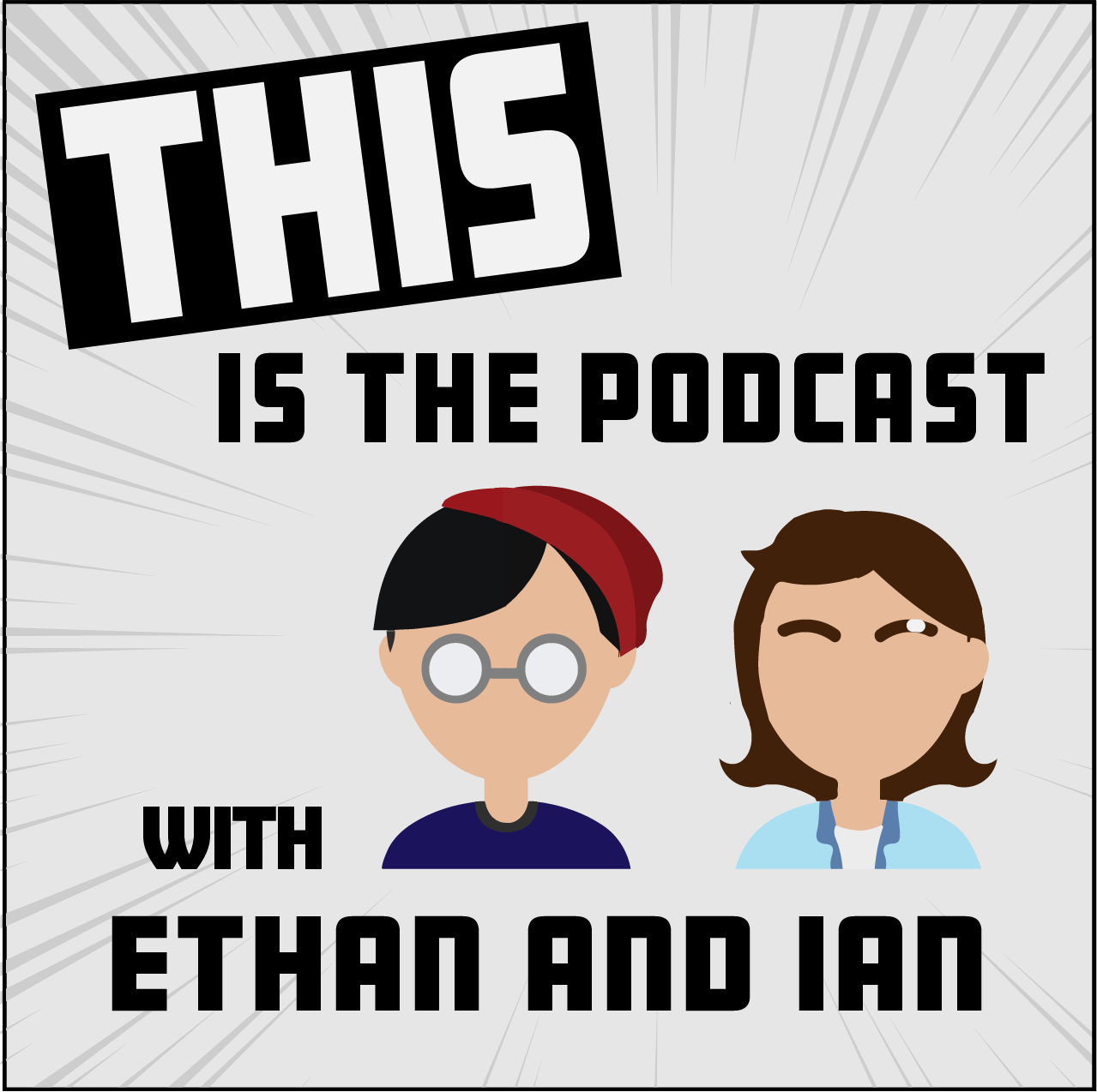 THIS is the podcast (With Ian and Ethan) - What's in a podcast? Or, rather, what makes a podcast worth listening to? What makes audio content engaging? How does one record a podcast? What kind of microphone does one need to buy? Should one record indoors or outdoors? During the day or at night? Is it best to eat during or after? We have a lot of questions about what this whole business entails. The only thing we know for sure is that we will either make this a podcast, or die trying.Content coming soon!