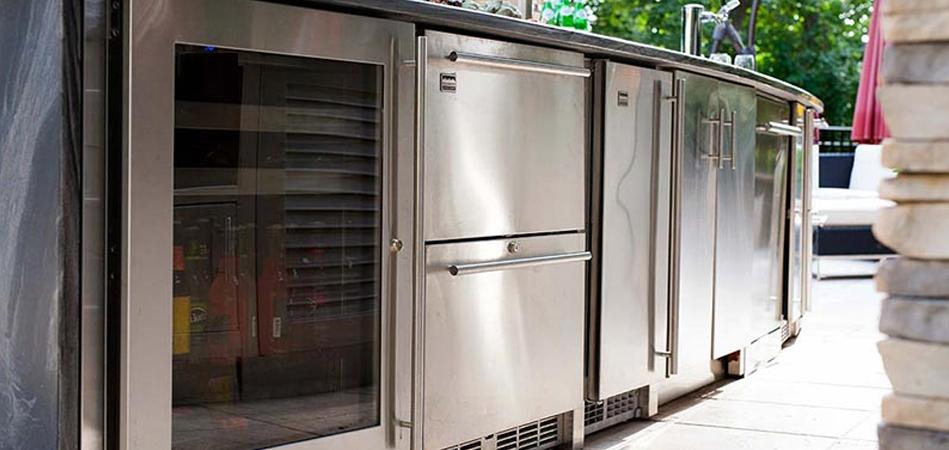 Refrigeration, Ice & Wine