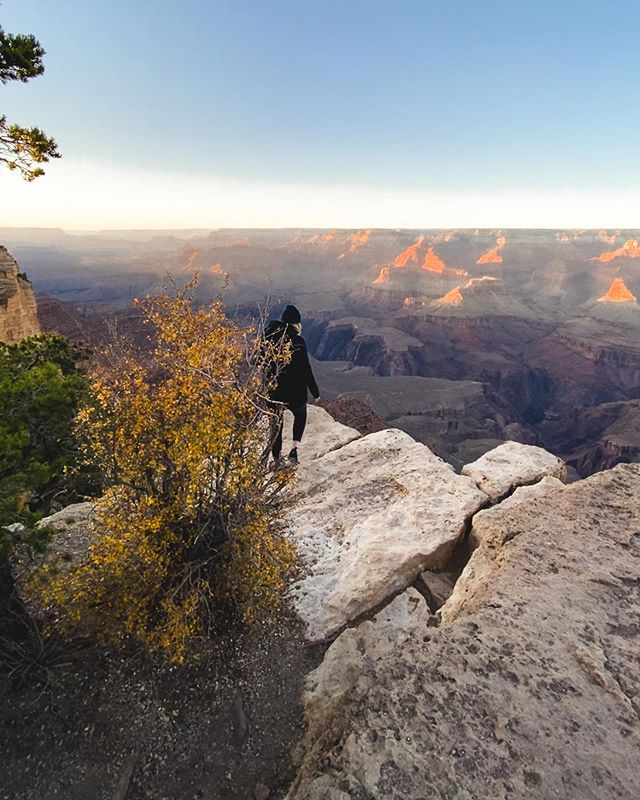 The Grand Canyon was 👌🏽and even better since we got to meet up with one of our buddies from Bend.  We are off to Vegas now, cause, why not!?