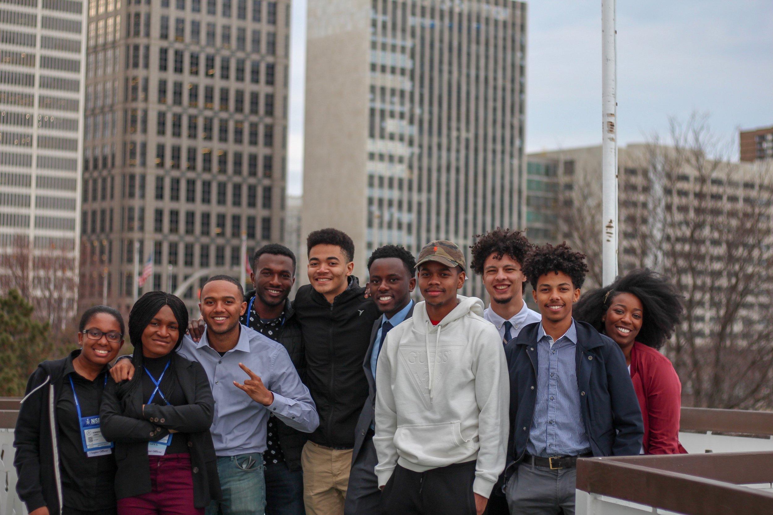 The next generation of Black STEM