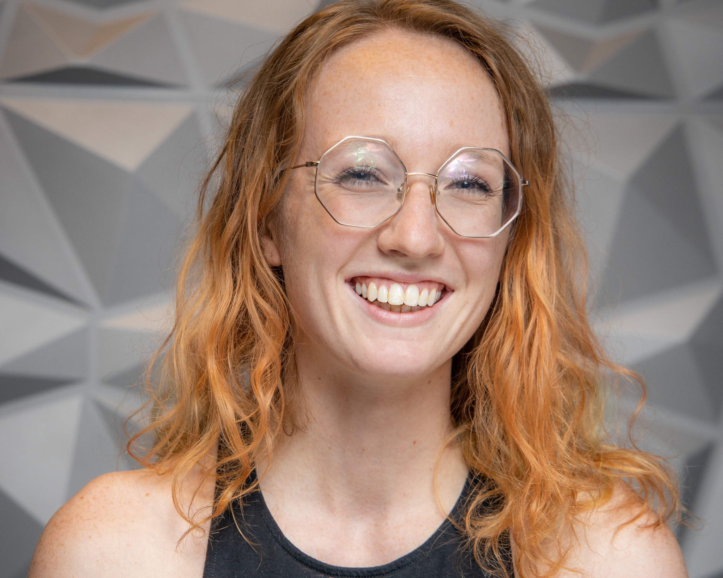 Ally beacom - Ally brings joy and whimsy everywhere she goes, and is incredibly well rounded, you'll love being trained by her for pilates, barre, high intensity interval circuit, or strength training. Join her Tuesday and Thursday mornings.