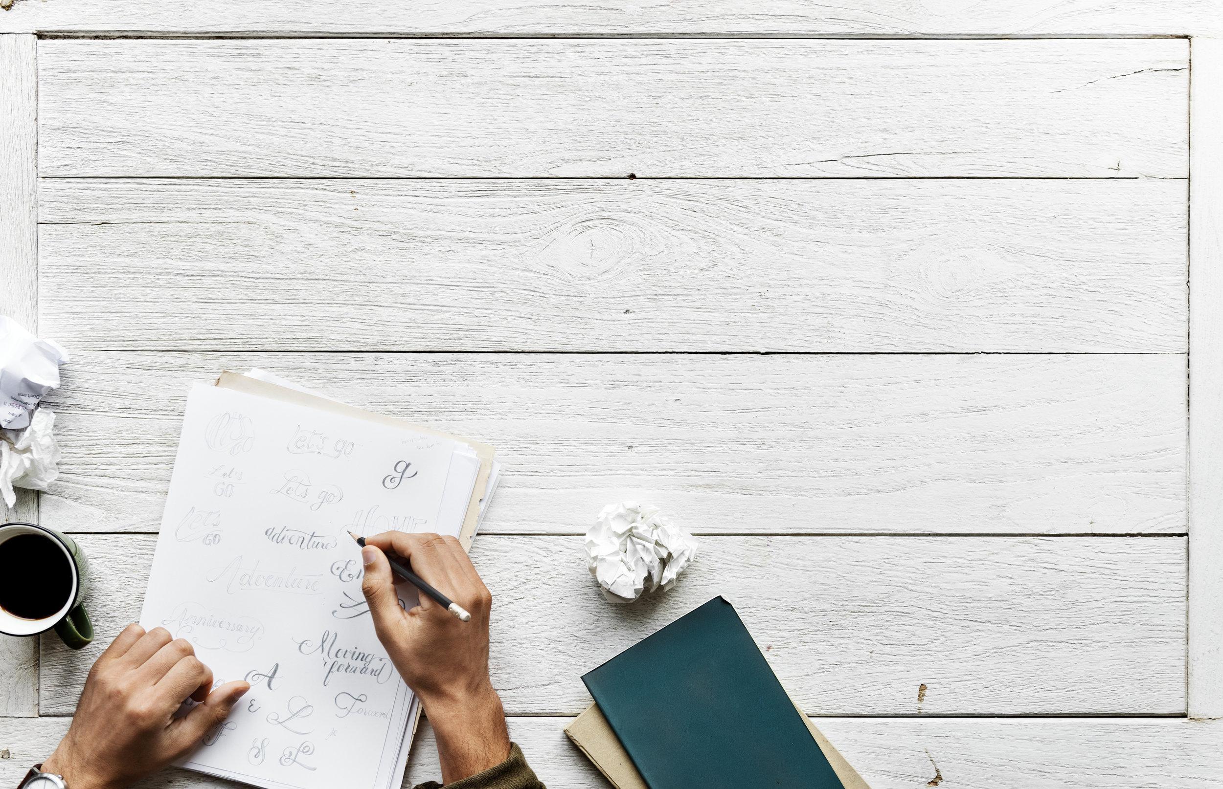 Writing 101 - by Professor Heidi A.