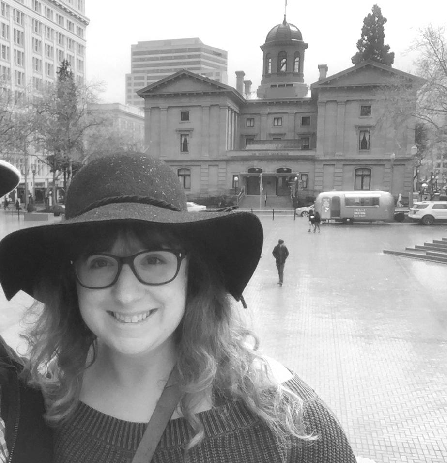 Lauren Olivas,Assistant Director of Redlands -