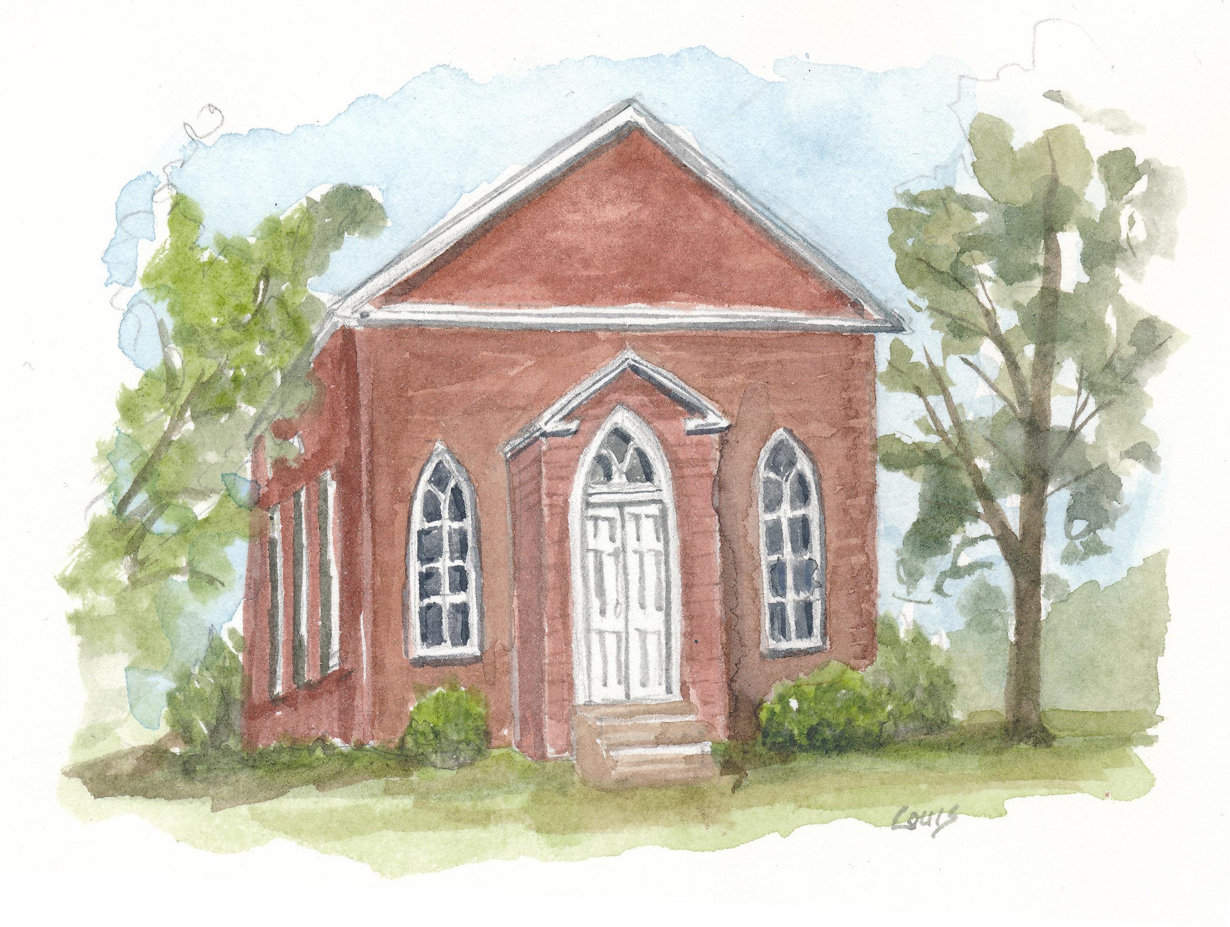 Nottoway Presbyterian Church -