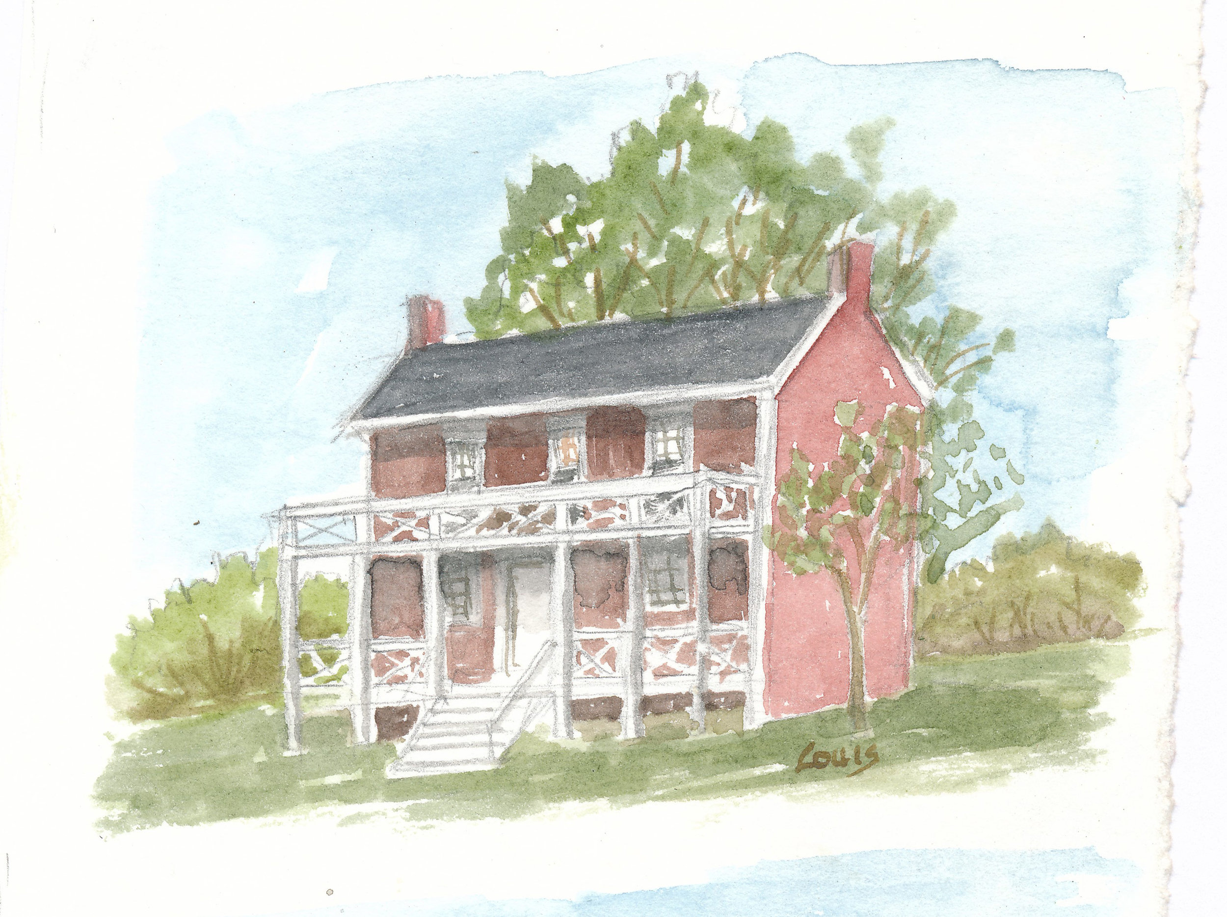 McLean House -