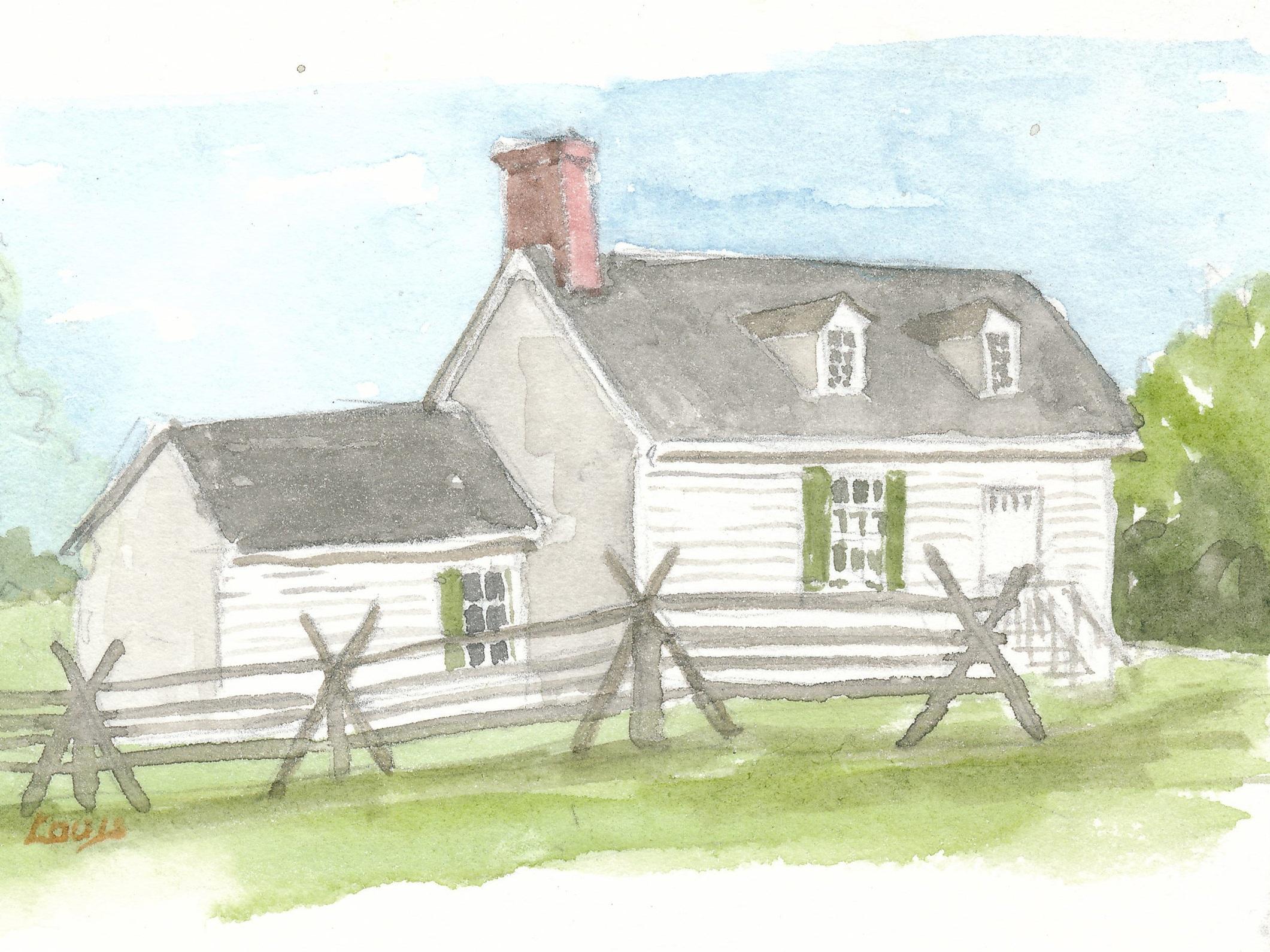 Hillsman House -