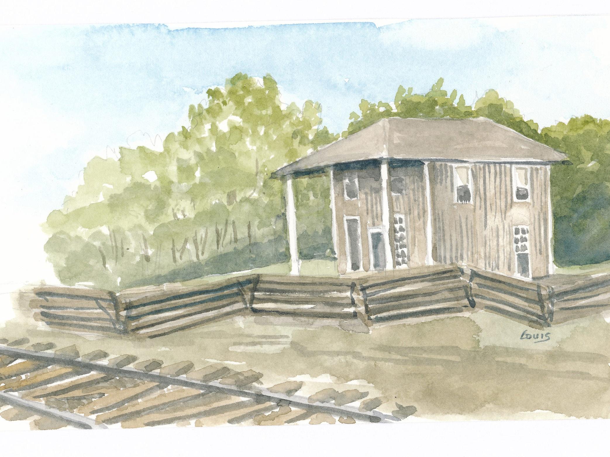 Appomattox Station -