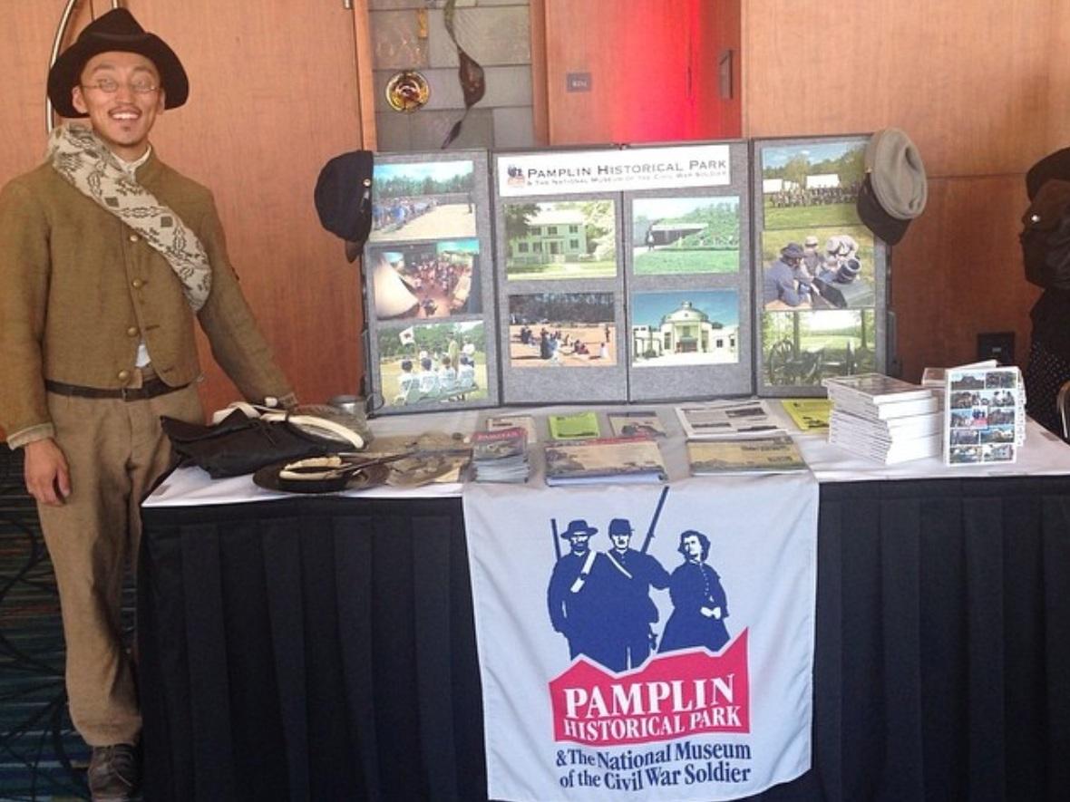 Pamplin Historical Park -