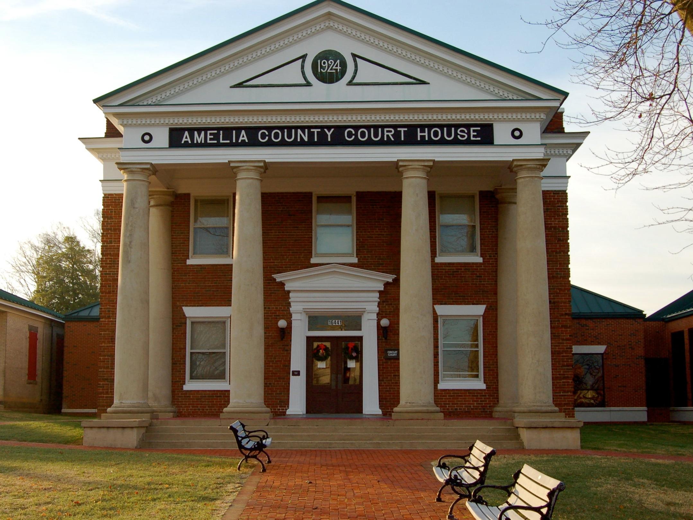 Amelia Court House -