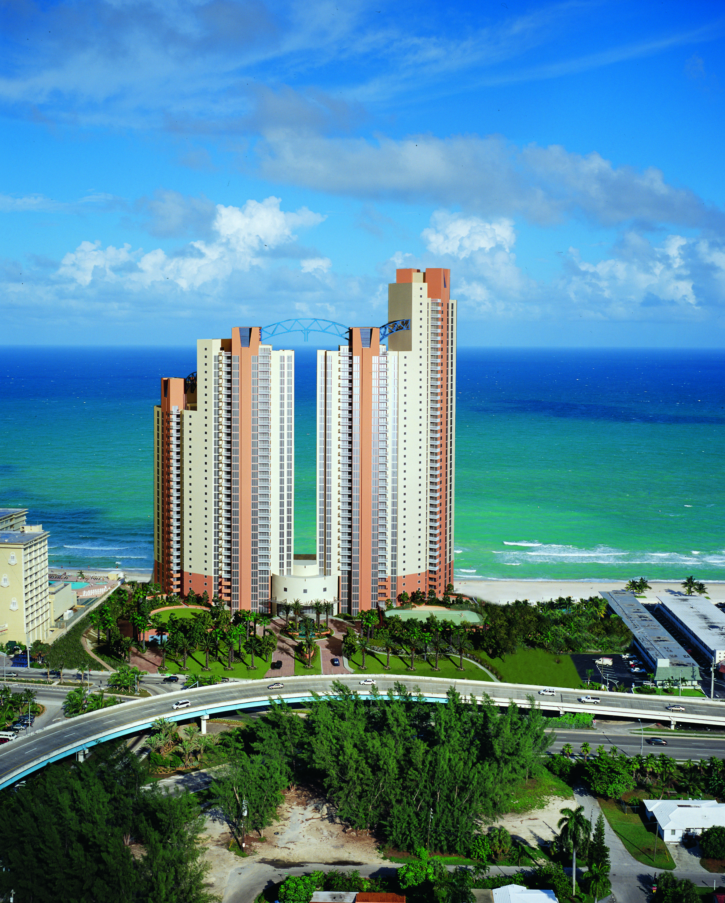 Ocean One | Developer: The Related Group | Architect: Sieger Suarez