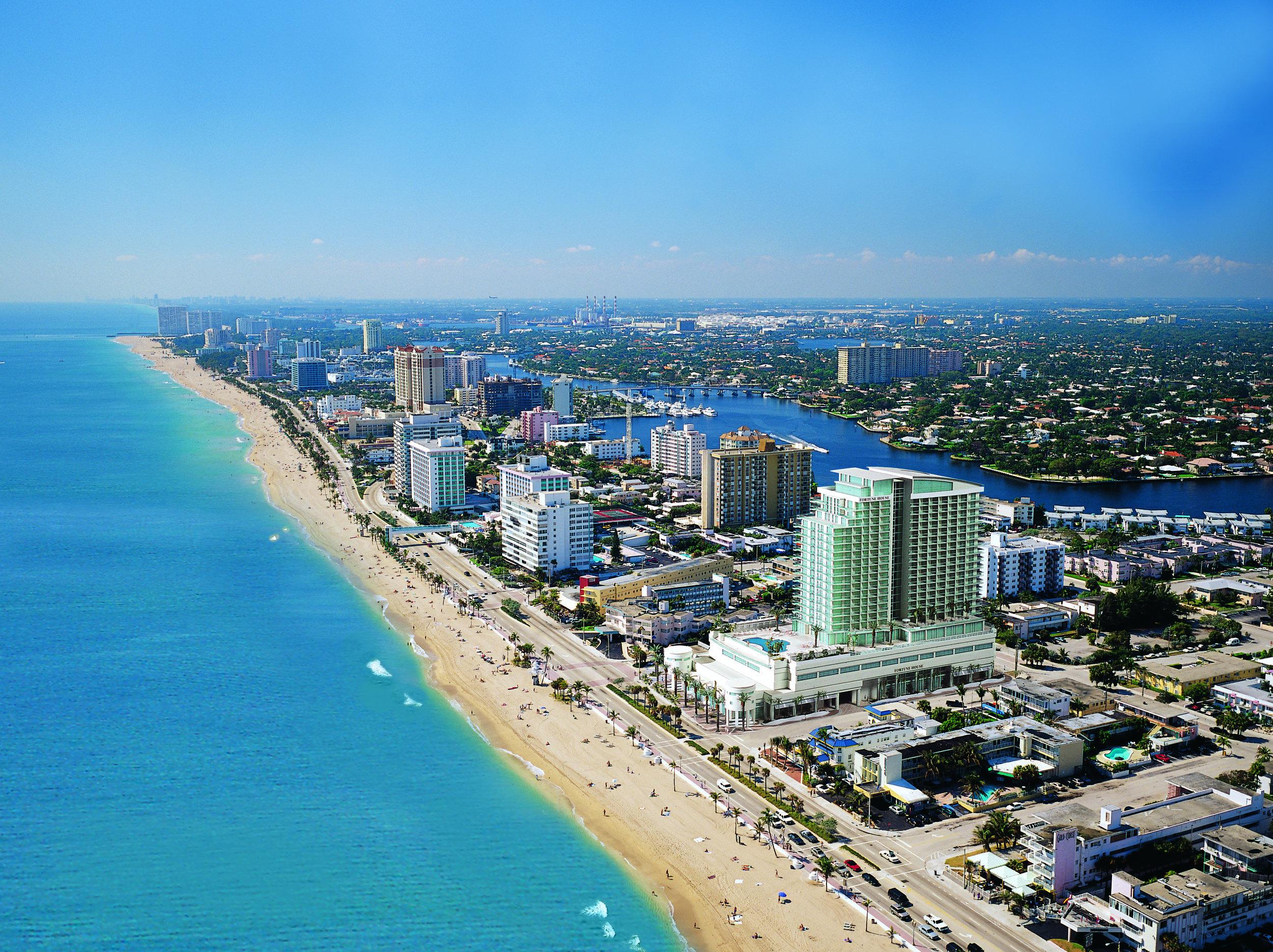 Fortune House | Fort Lauderdale, FL | Architect: Bermello Ajamil