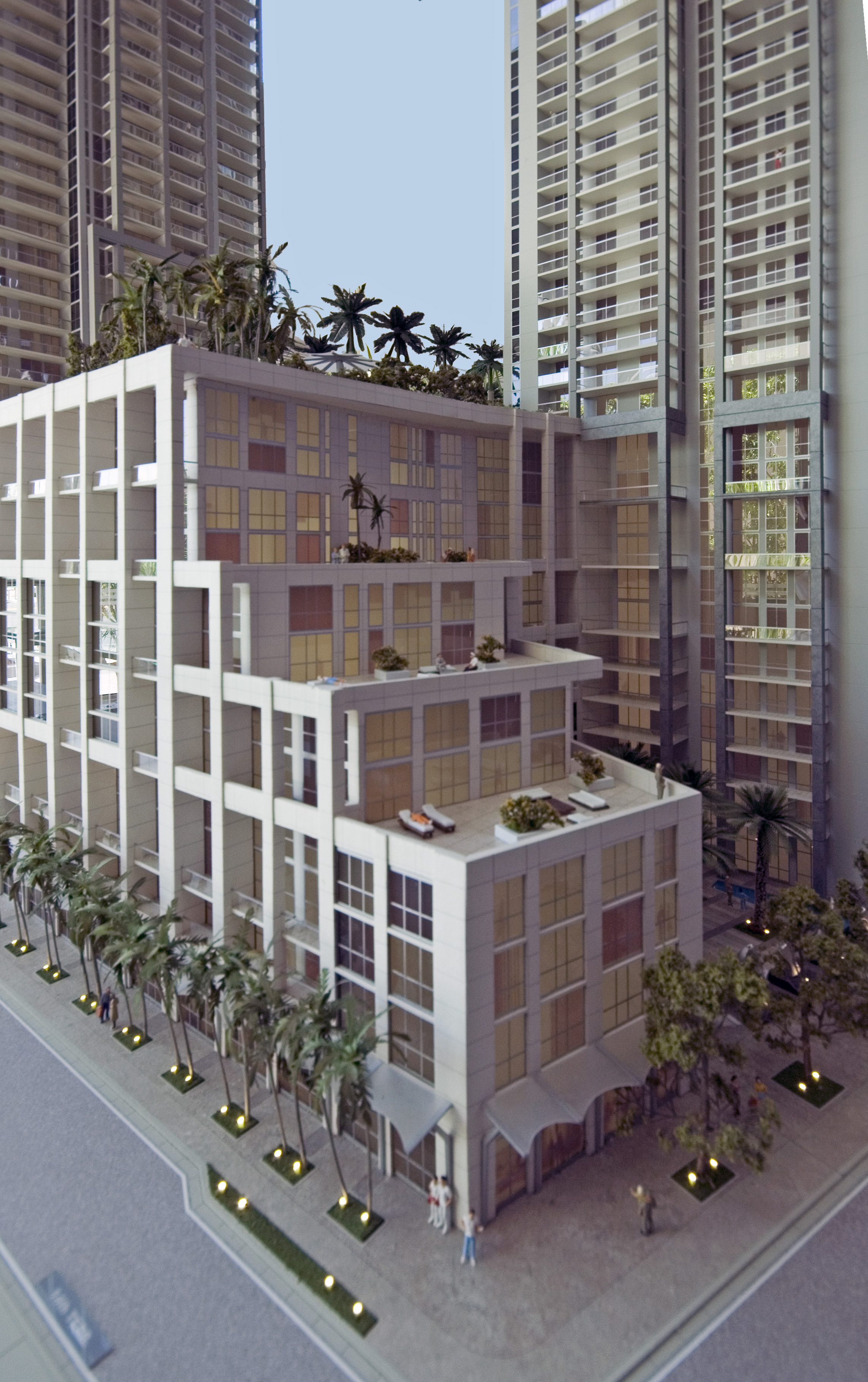 Capital at Brickell | Architect: Fullerton Diaz Architects