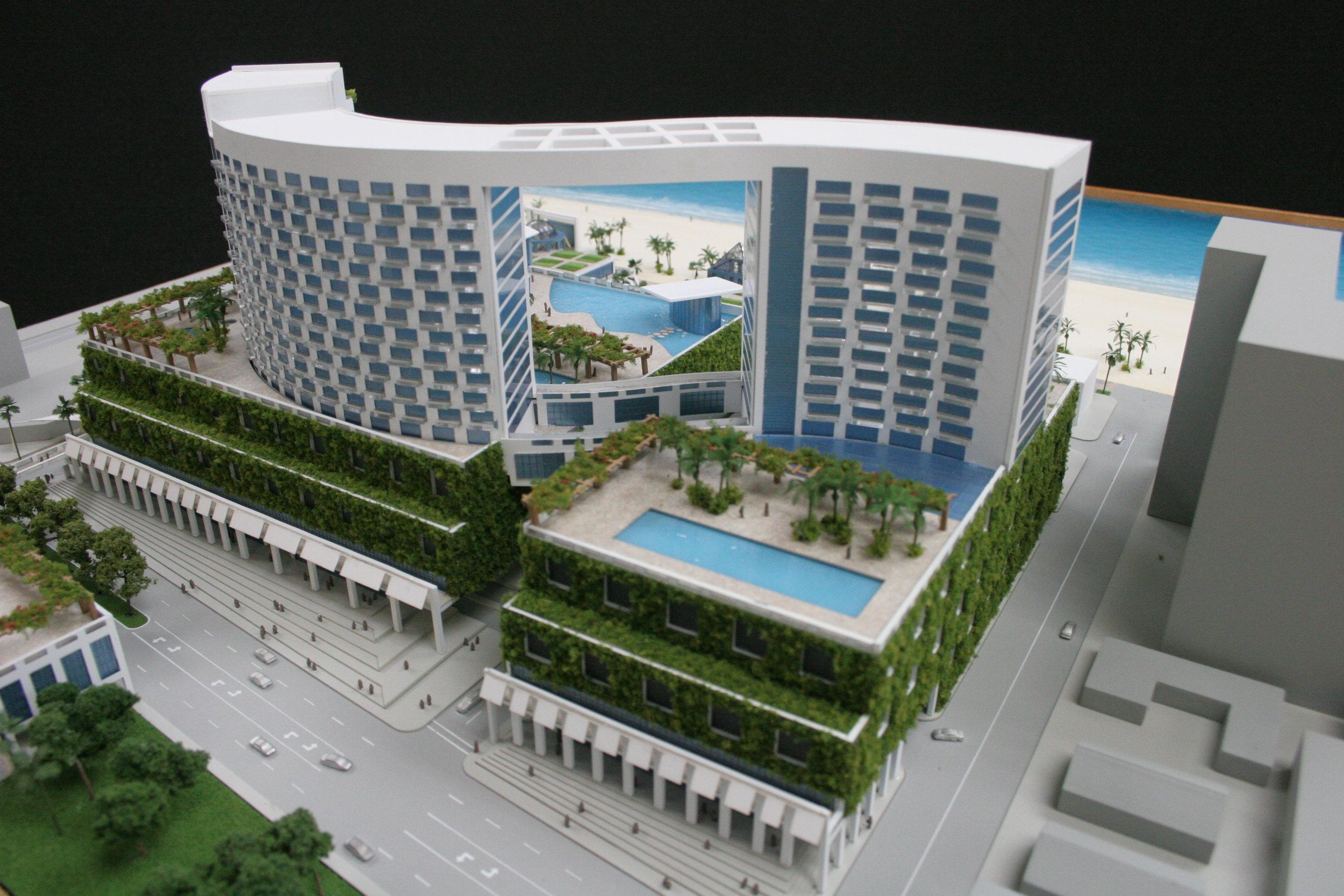 Hotel | Miami Beach, FL | Architect: Arquitectonica
