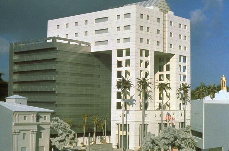 Federal Law Enforcement Building | Miami, FL | Architect: Mateu Architecture