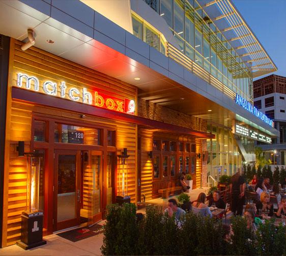 Merrifield Matchbox Restaurants Eat Drink Share Gather