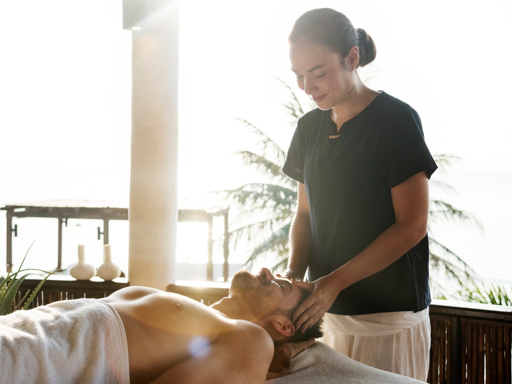 Full Body Massage - Our full body massage will provide you Swedish ,Chinese TuiNa , Siatsu, Thai Massage combination strokes. Our massages will awaken your mind,body and spirit as you will feel supremely relaxed and comfortable.Click here to see add-on services!Rates:30 minutes $45 Regular | $40 Member60 minutes $70 Regular | $60 Member90 minutes $105 Regular | $90 Member120 minutes $140 Regular | $120 Member