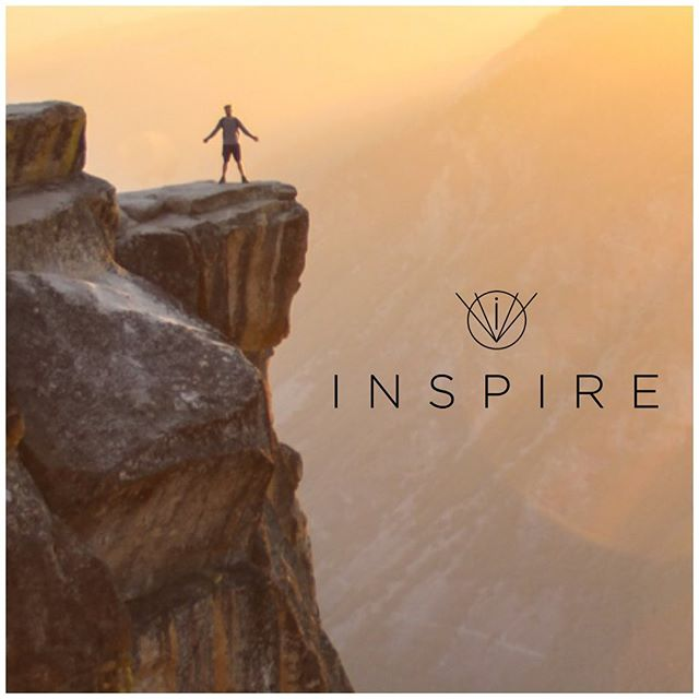 What inspires you? 🧗♂️ #inspireinhalers . . Do not operate a vehicle or machinery under the influence of this drug. For use only by adults twenty-one years of age and older. Keep out reach of children.