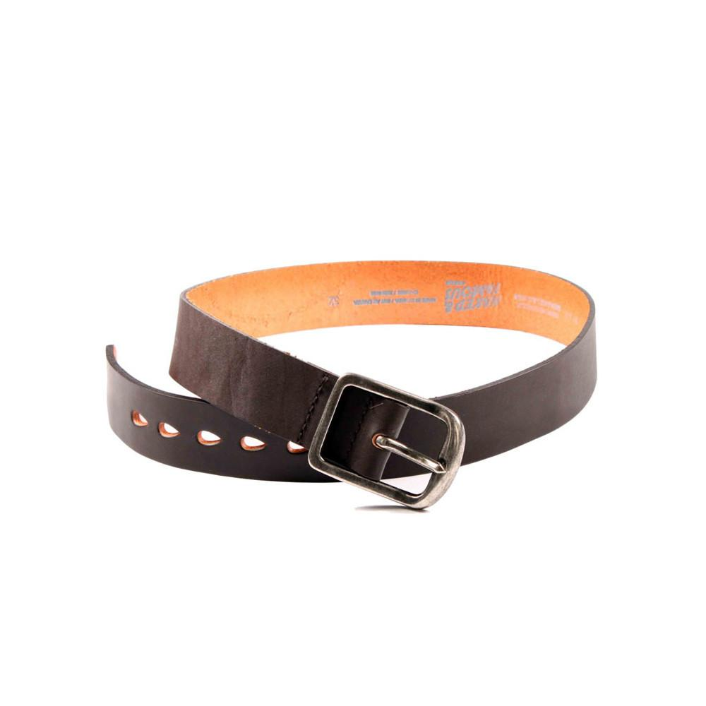 BROWN 7mm LEATHER - Thick Belt