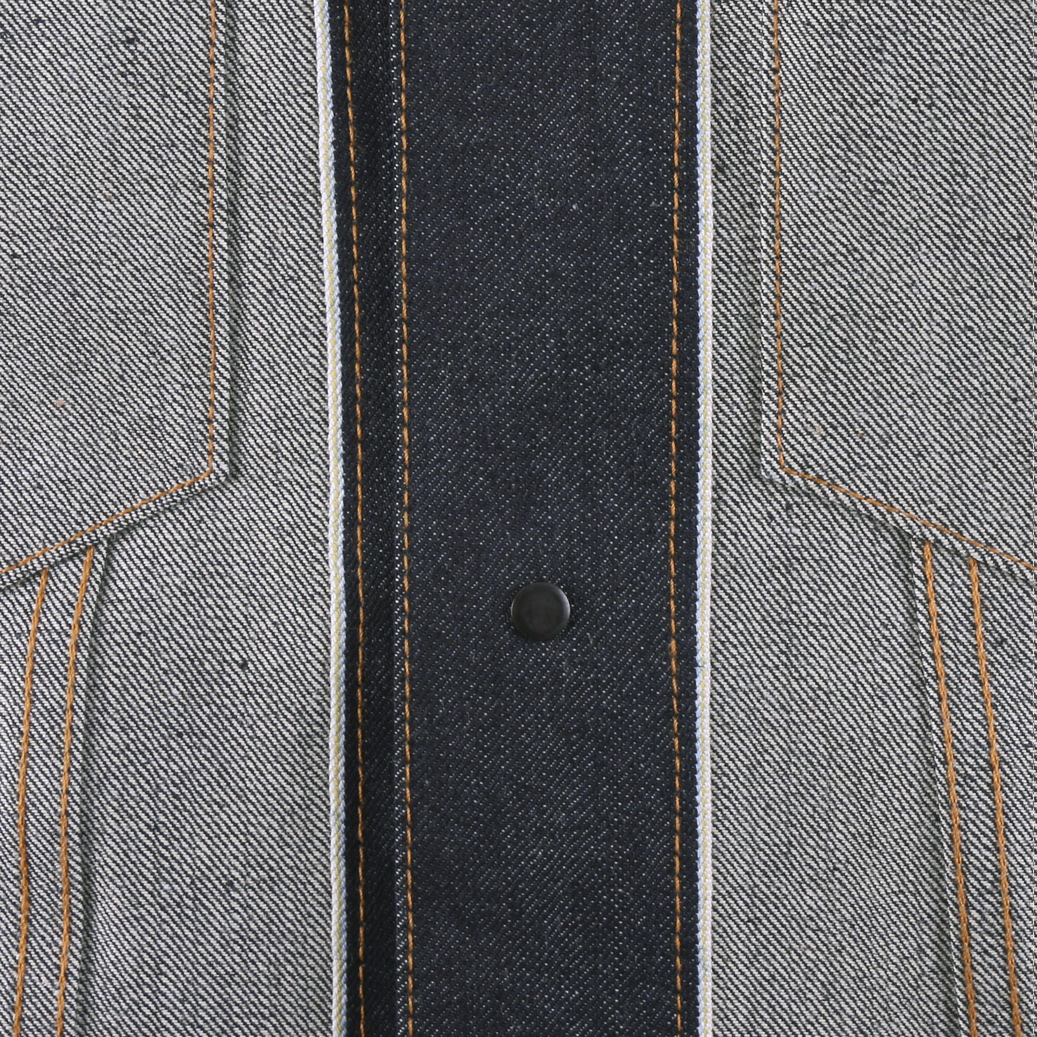 Guardian Selvedge Denim Jacket Interior