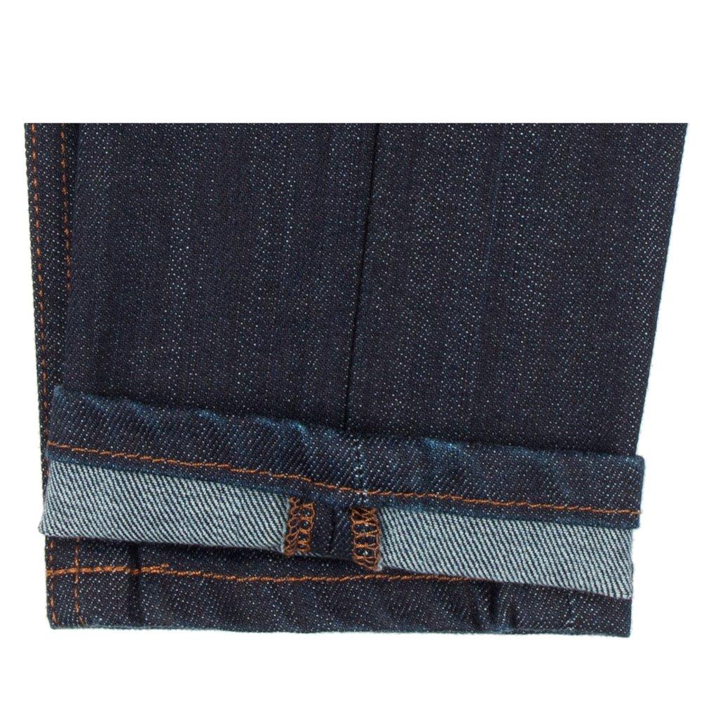 Women's Indigo Power-Stretch jeans Hem