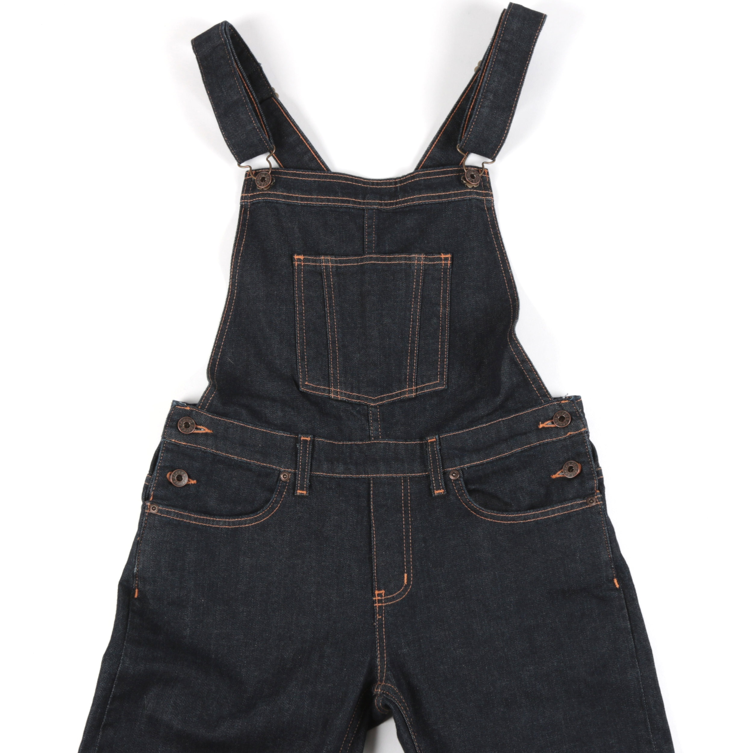 Women's Overalls 11oz Stretch Selvedge Front view