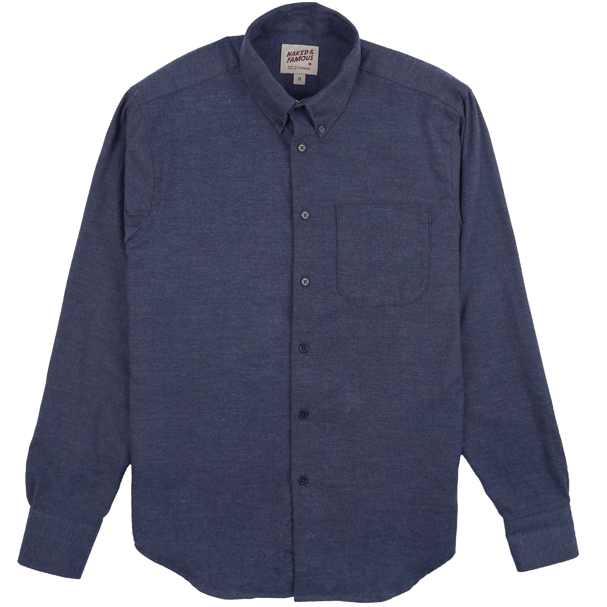 CLassic Flannel - Blue - Easy Shirt