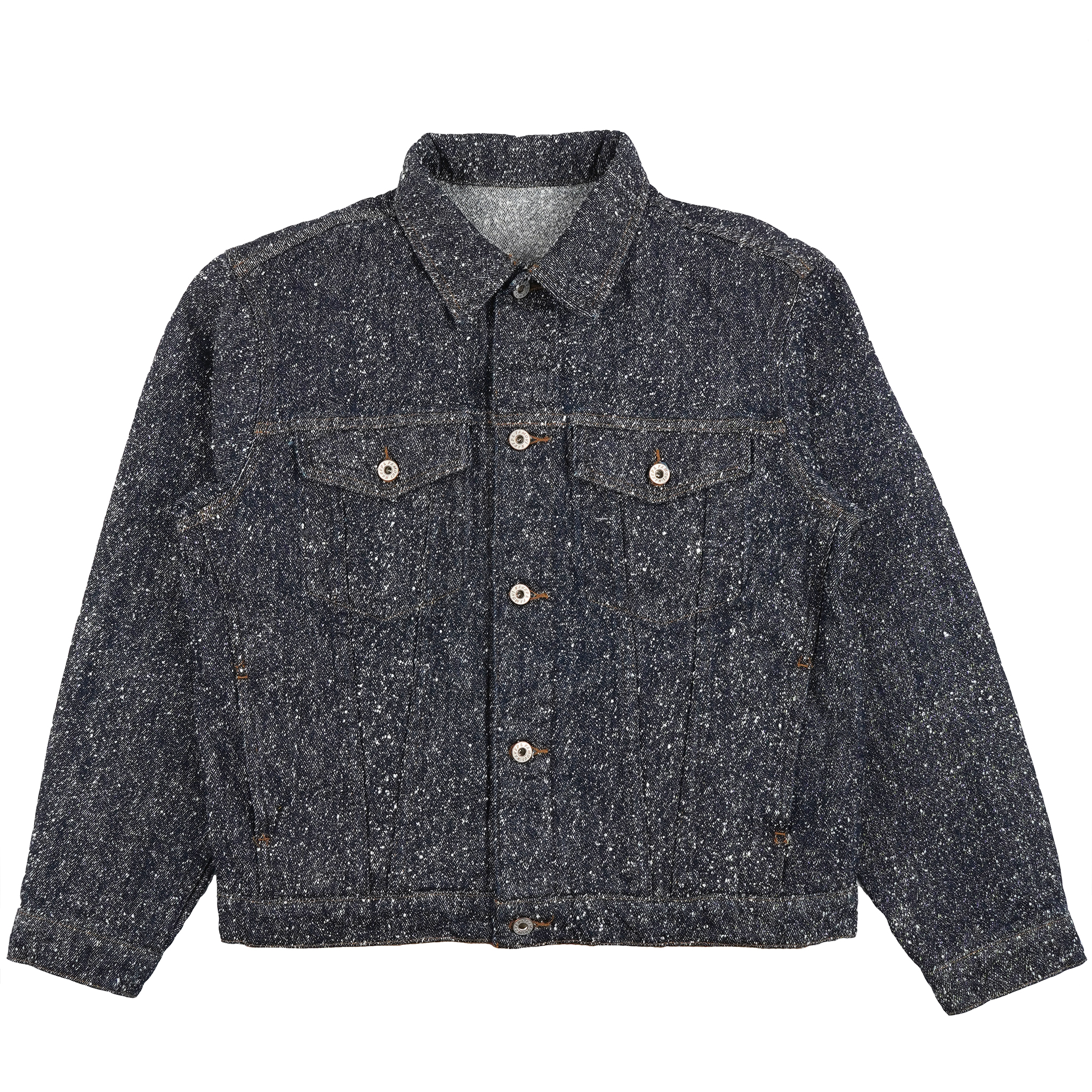 Lord Of Nep SELVEDGE - Denim Jacket