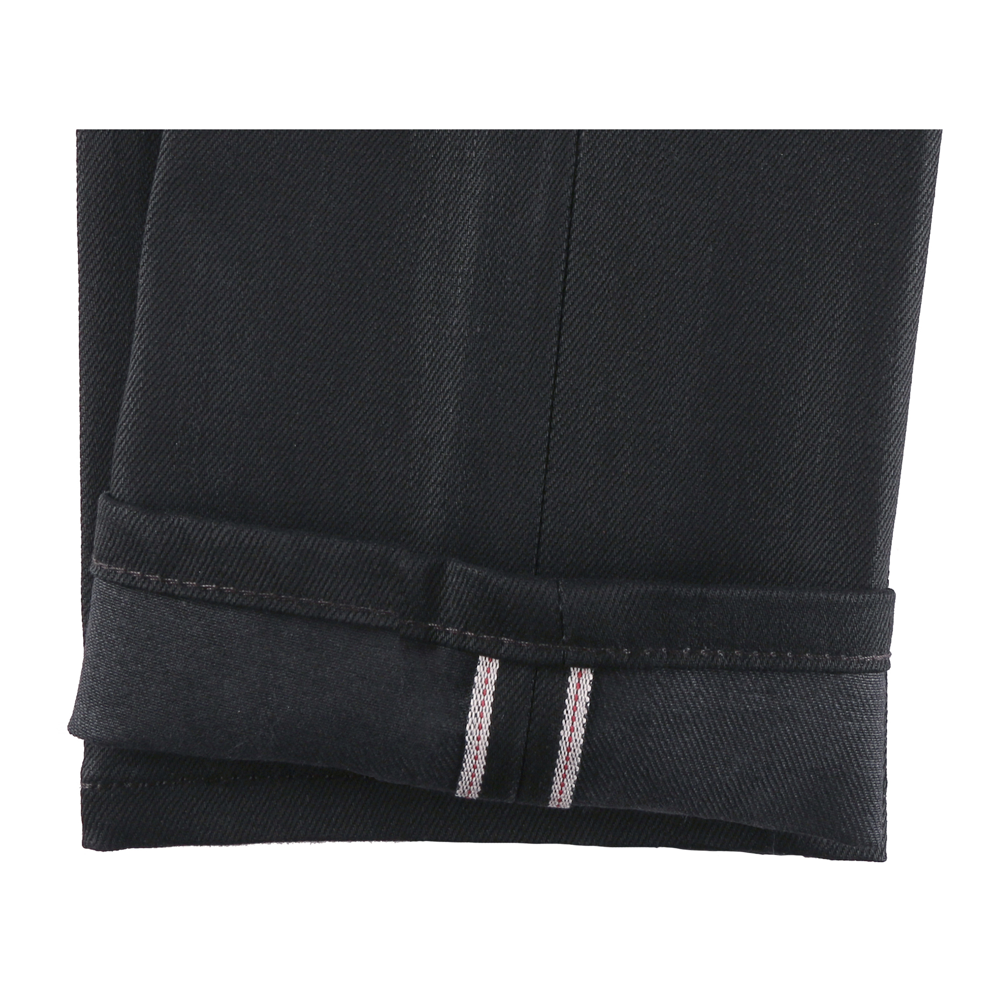 Women's Black Cobra jeans hem