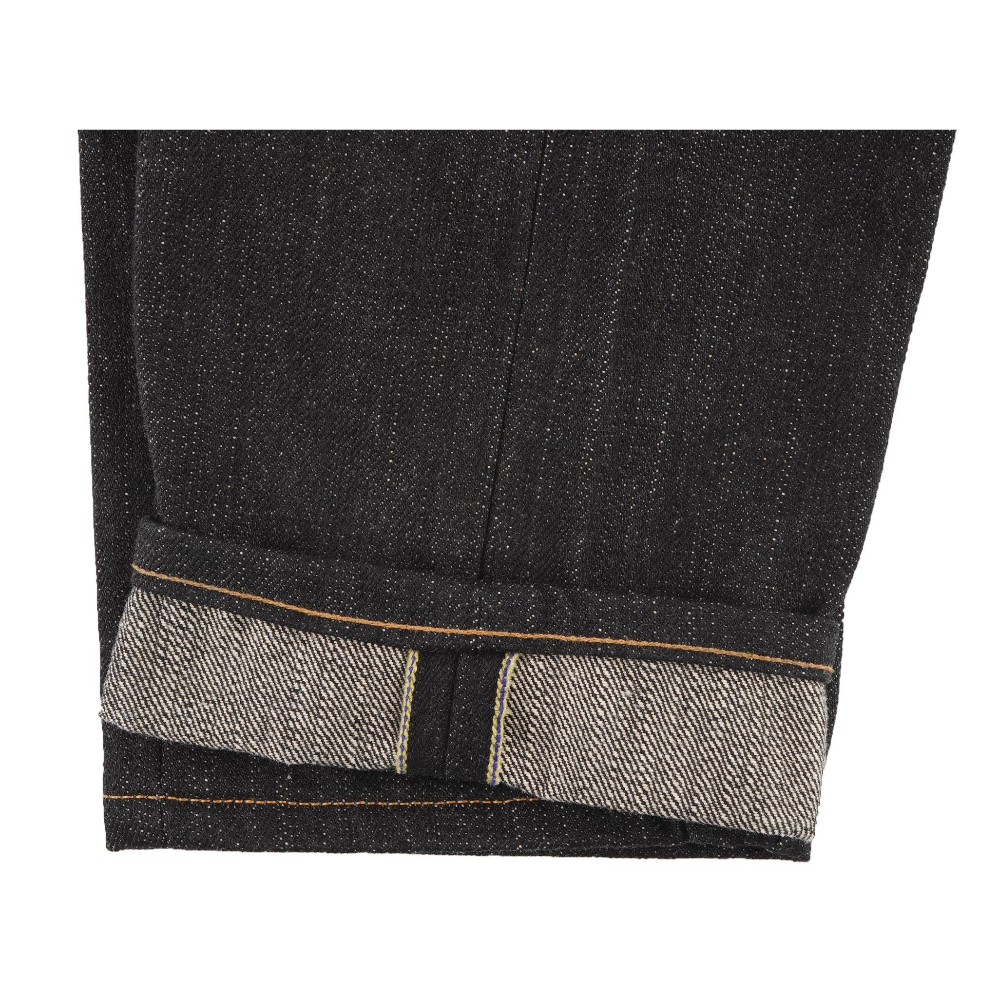 Vegeta Super Saiyan Selvedge Jeans hem