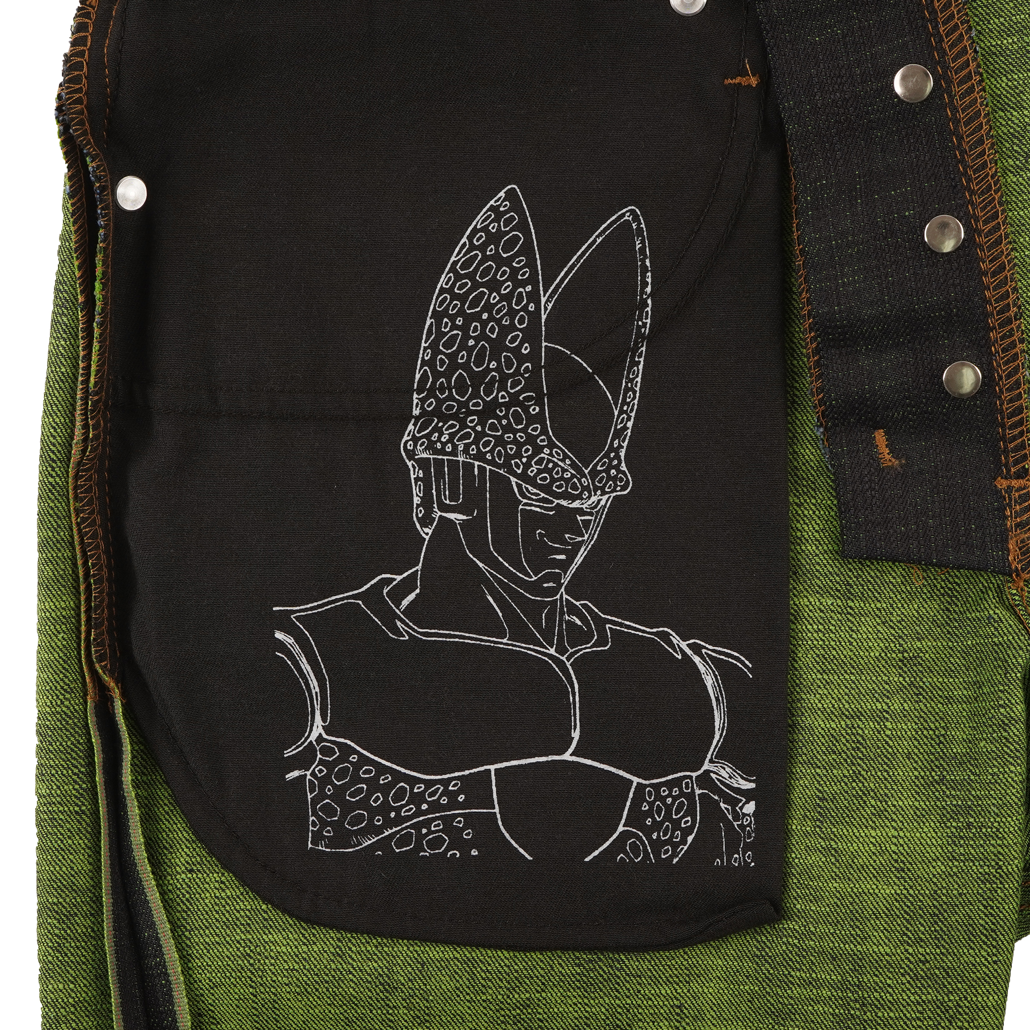 Cell Perfect Selvedge Jean pocket bag