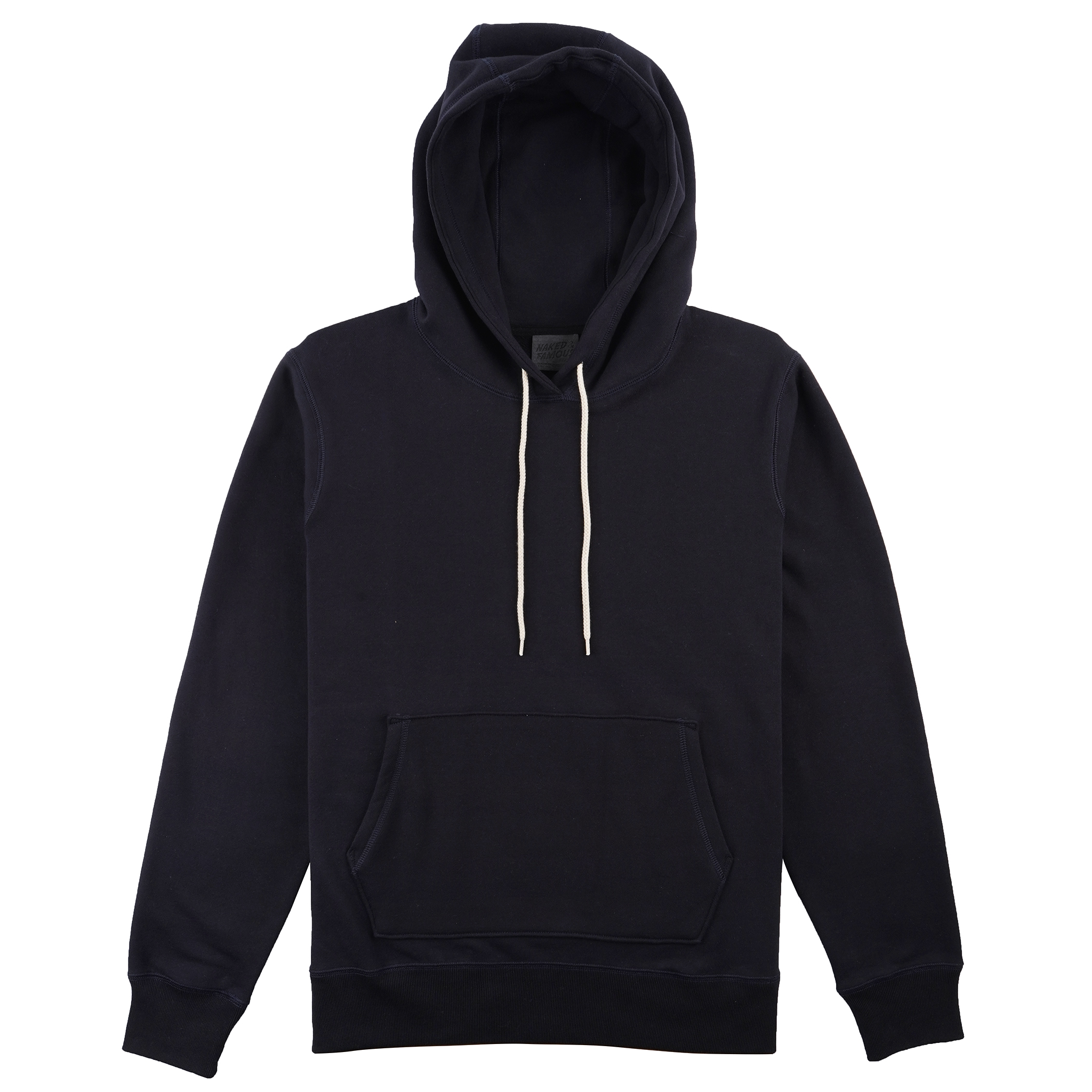 Heavyweight Terry - Navy - Pullover Hoodie