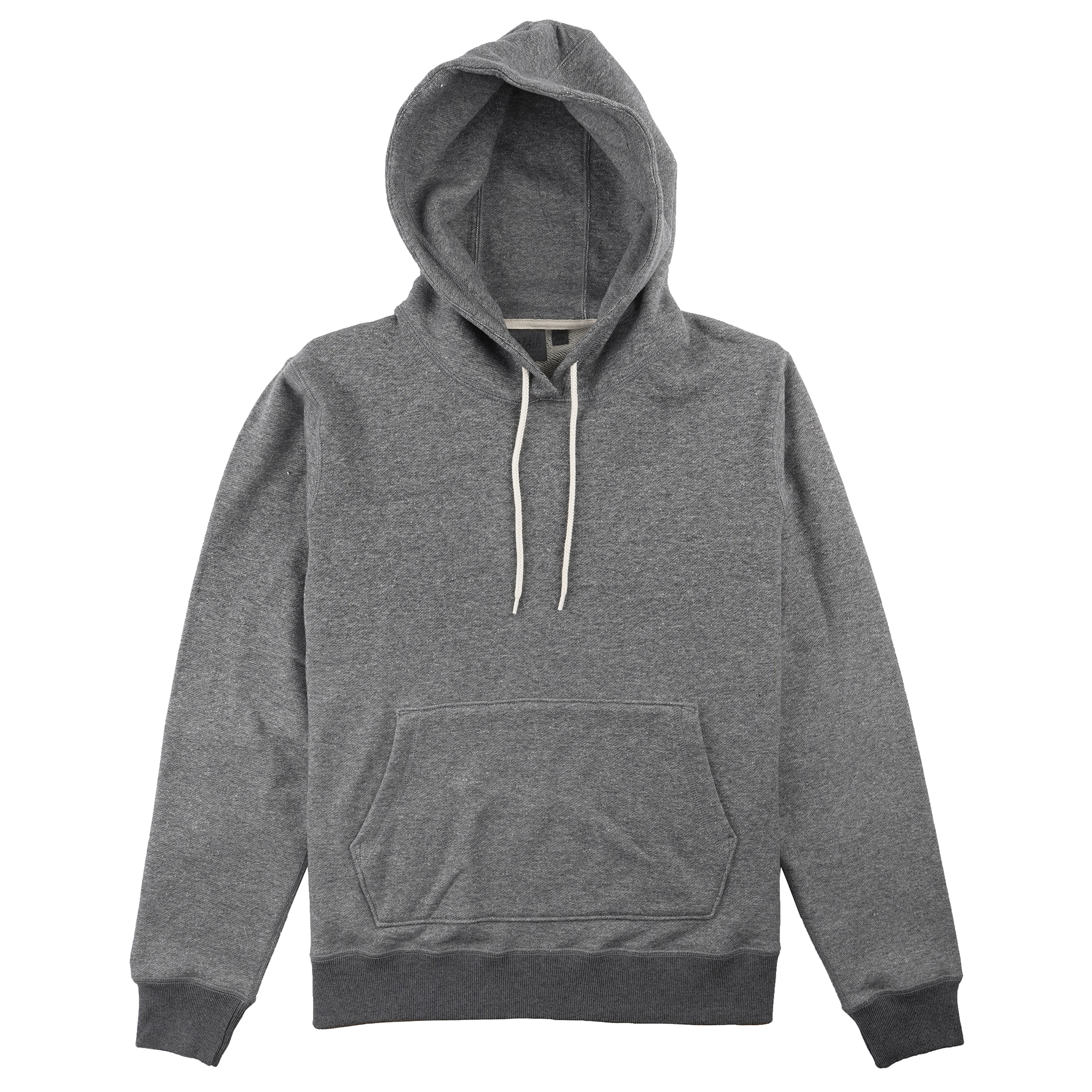 Heavyweight Terry - Charcoal - Pullover Hoodie