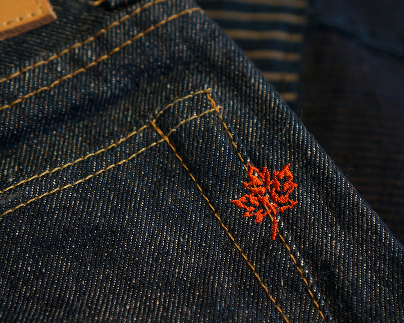 Naked & Famous Denim Made In Japan -