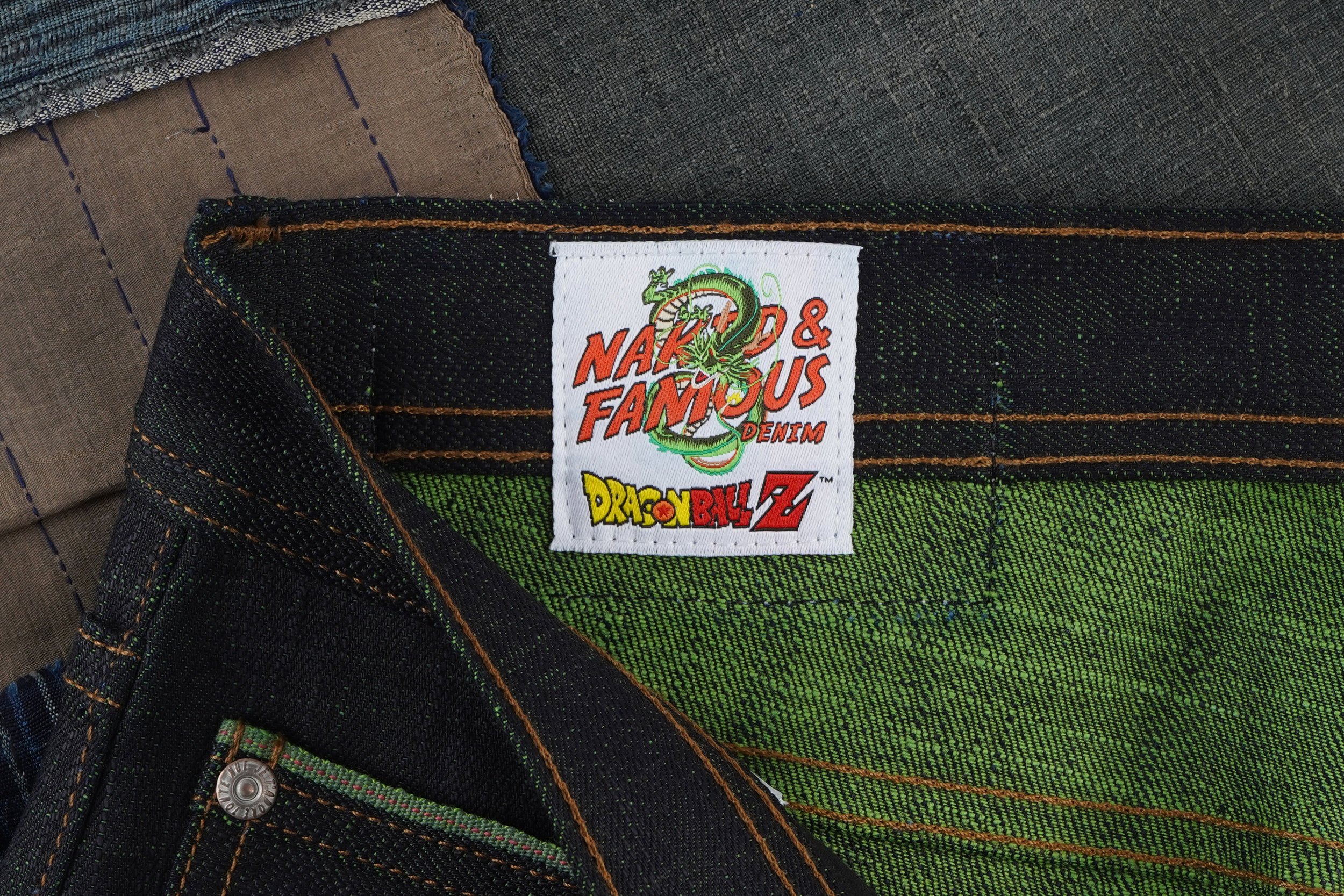 Cell Perfect Selvedge - Dual Logo
