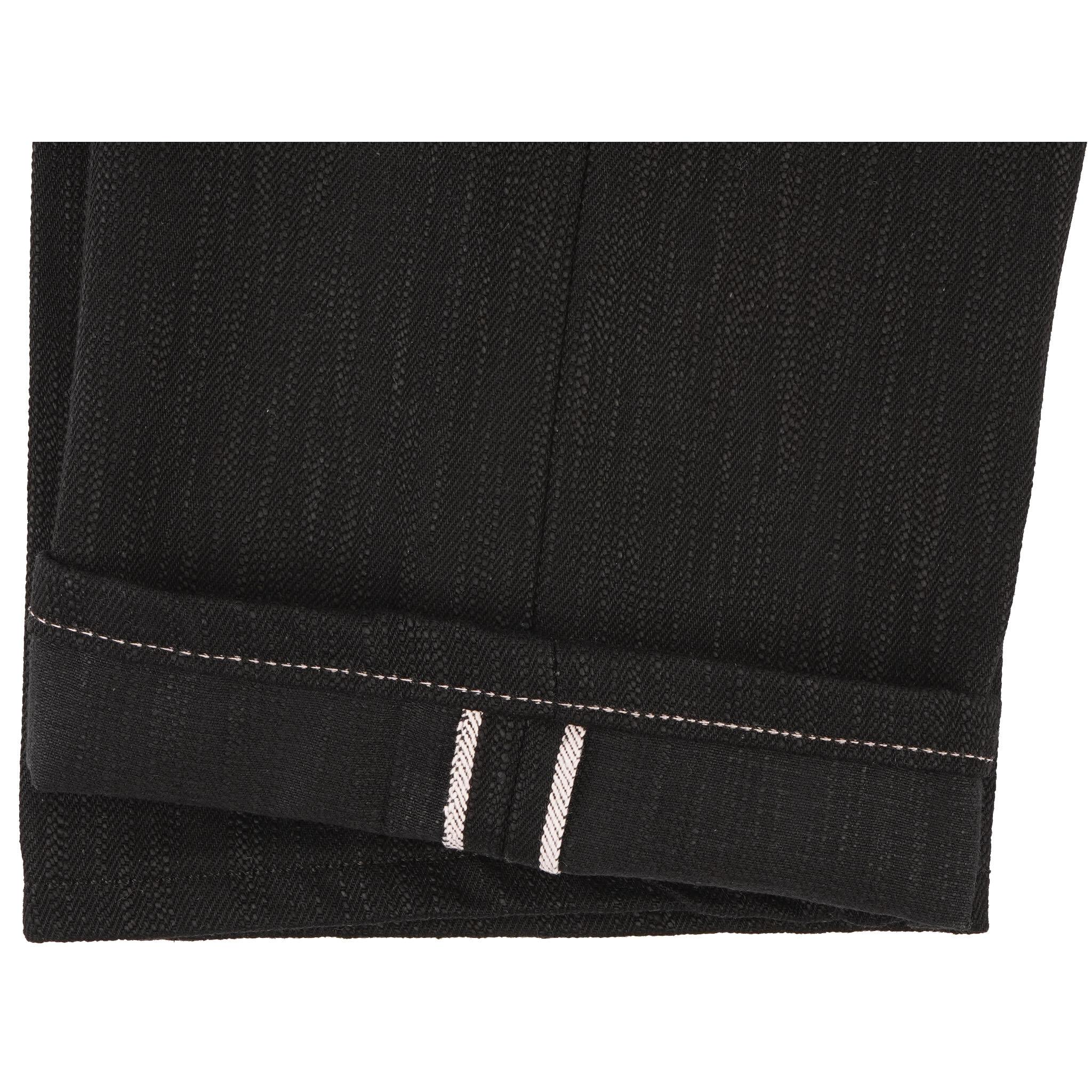 Majin Buu Innocent Selvedge jeans - hem