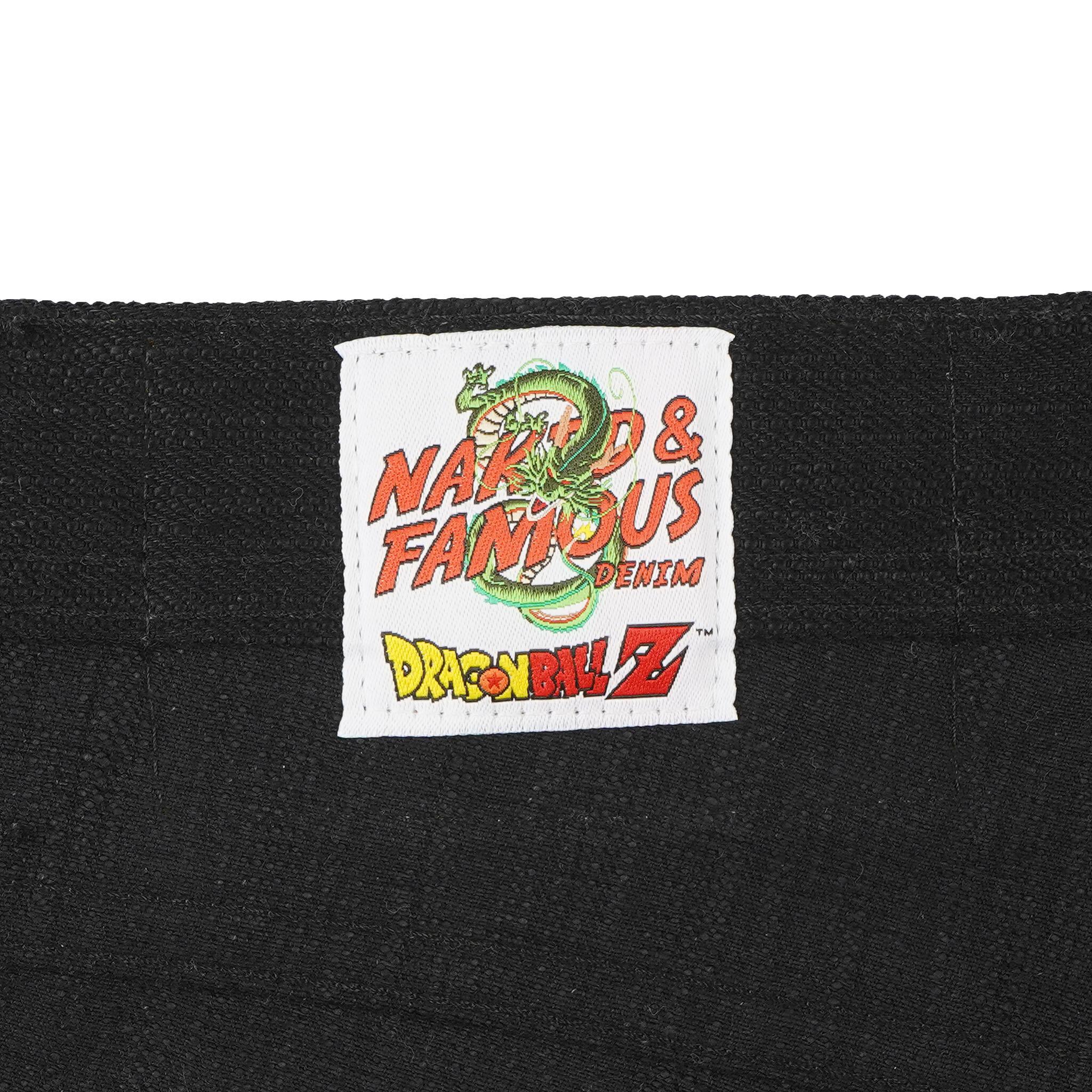 Majin Buu Innocent Selvedge jeans -dual logo