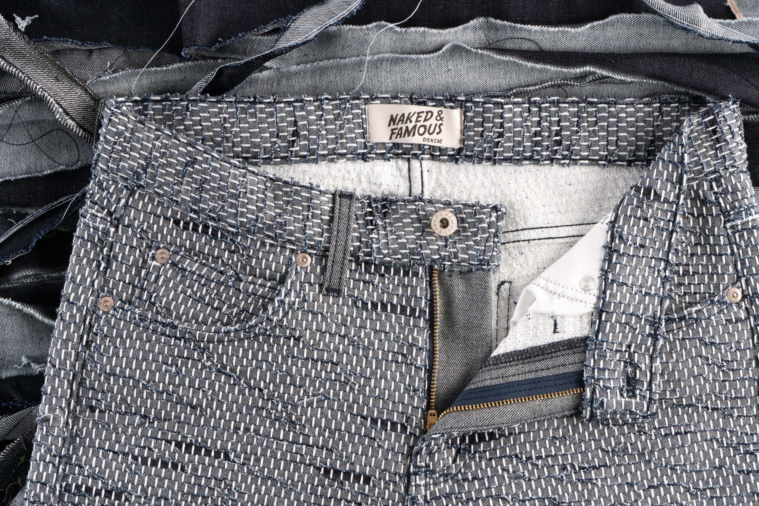 Sakiori Denim - Hardware