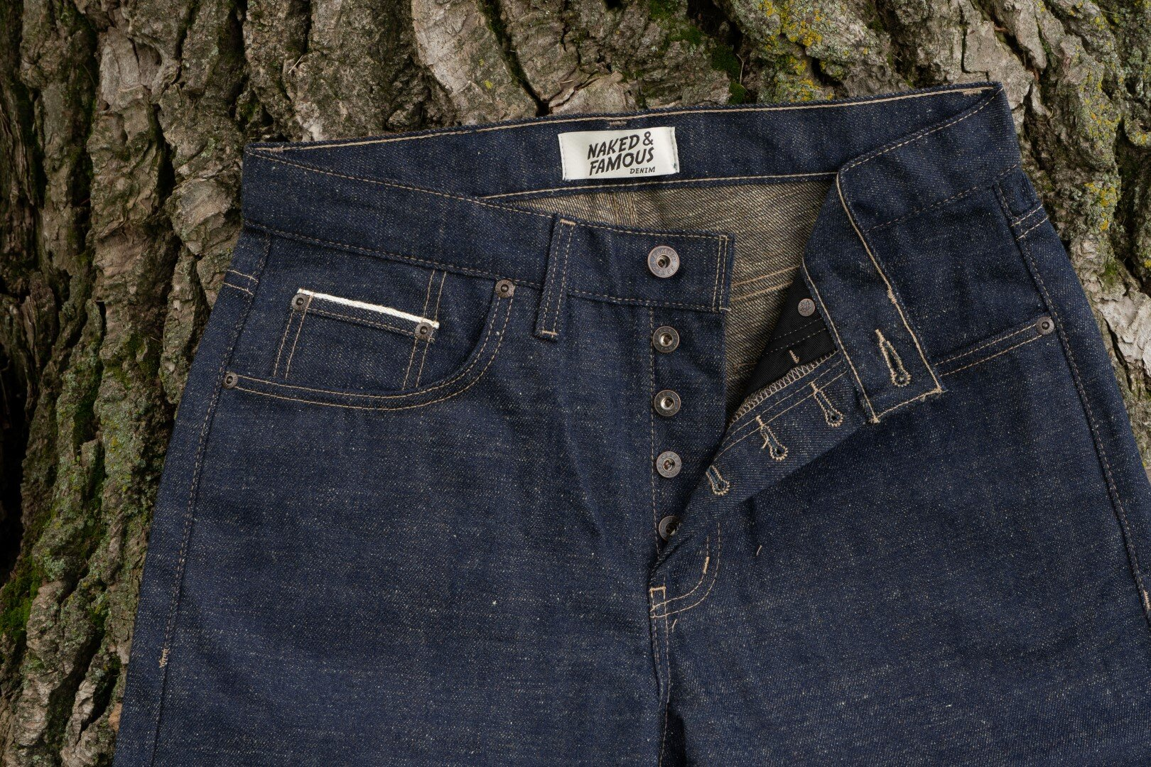 Huntsman Selvedge - Coin Pocket
