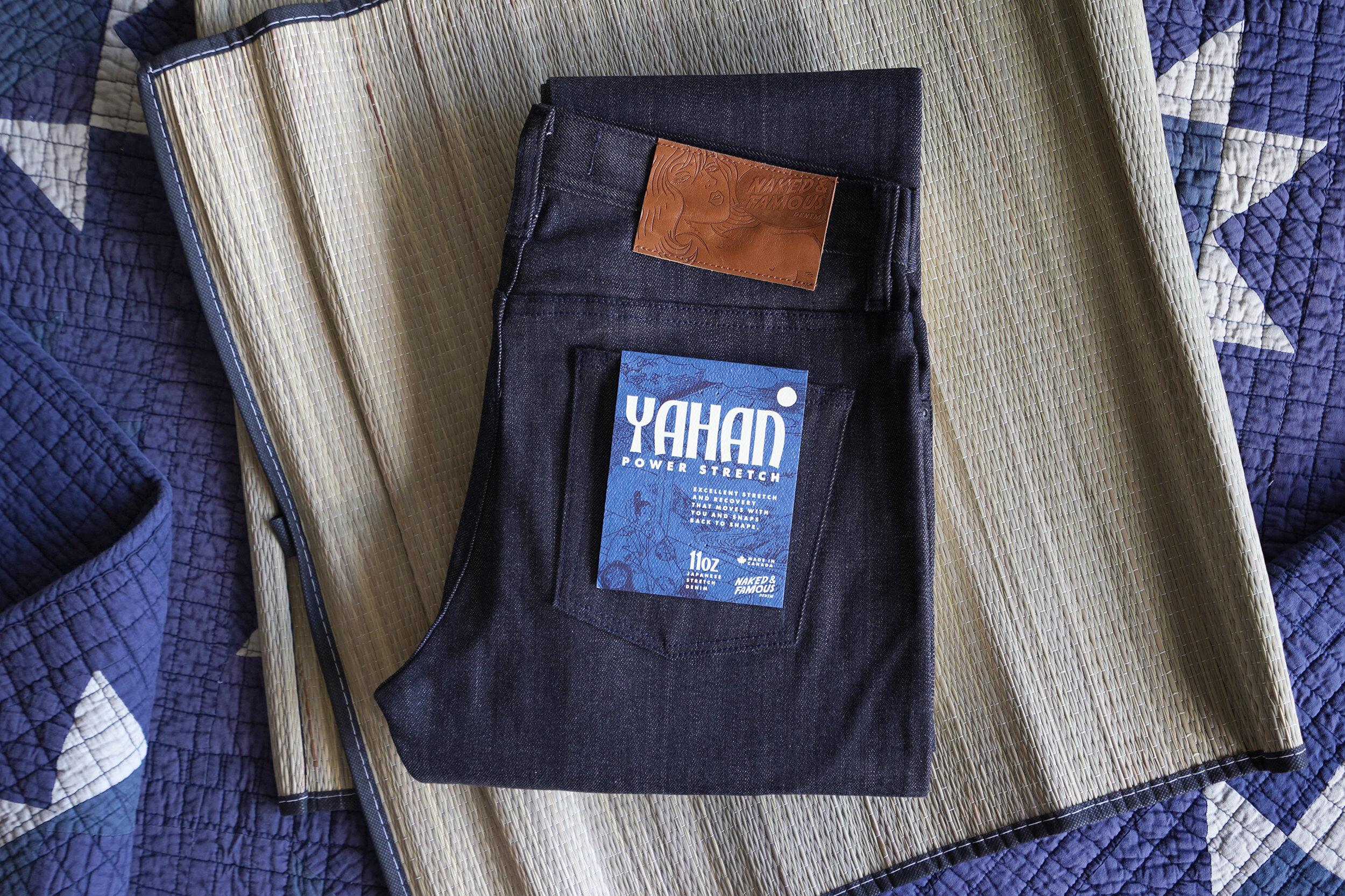 Yahan Power Stretch - Folded Flat