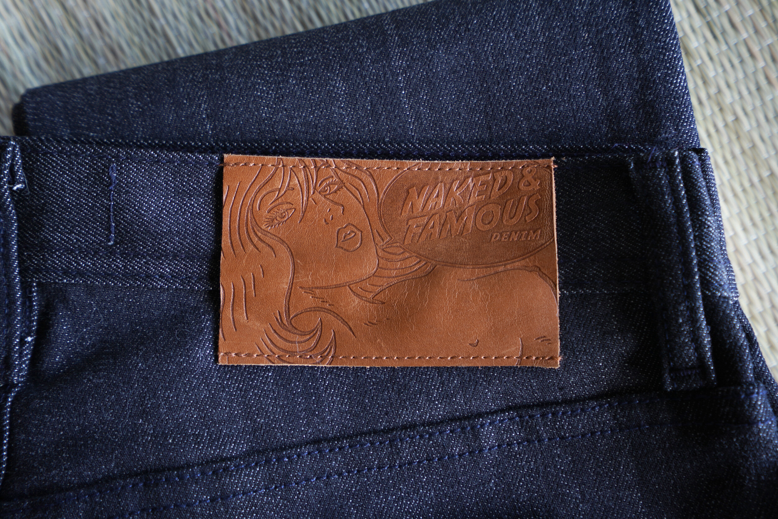 Yahan Power Stretch - Leather Patch