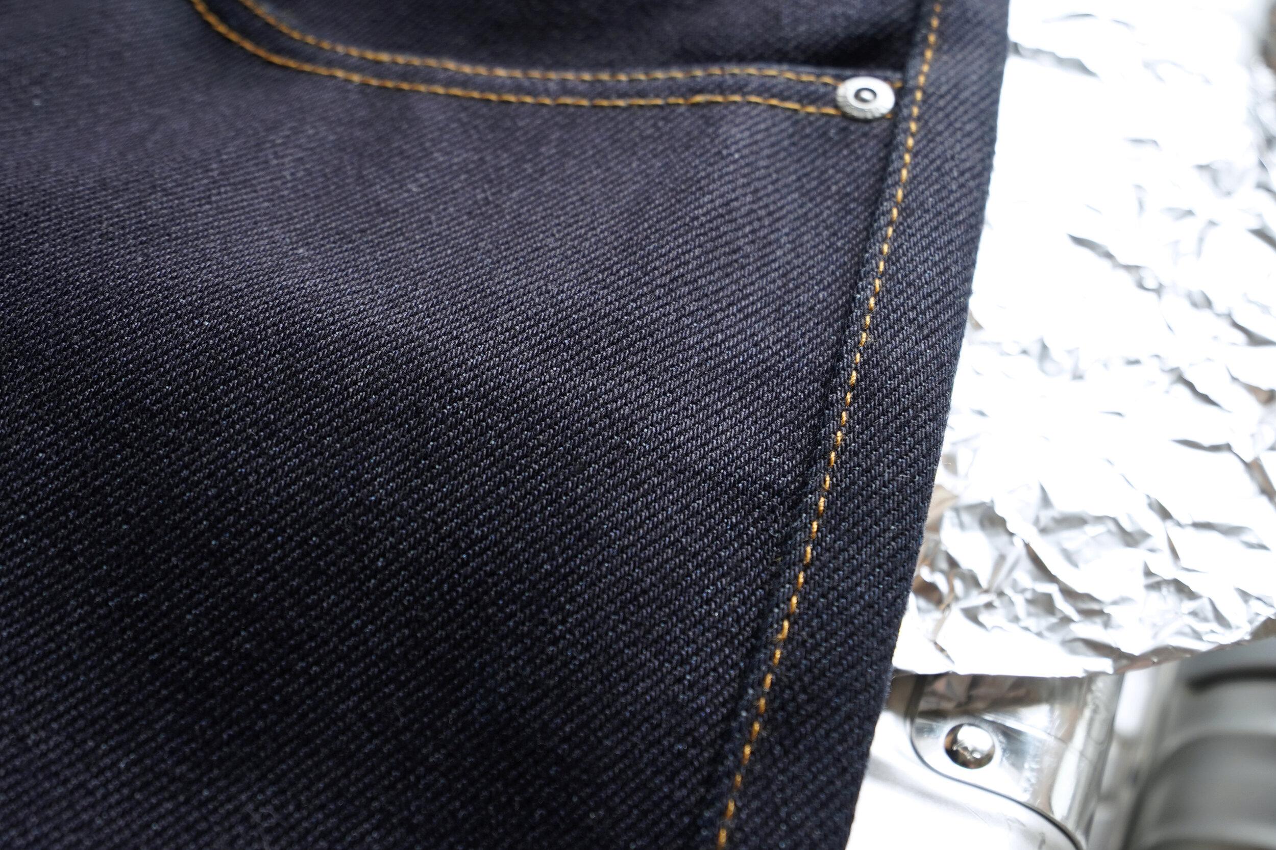 Elephant X - Fabric Close Up